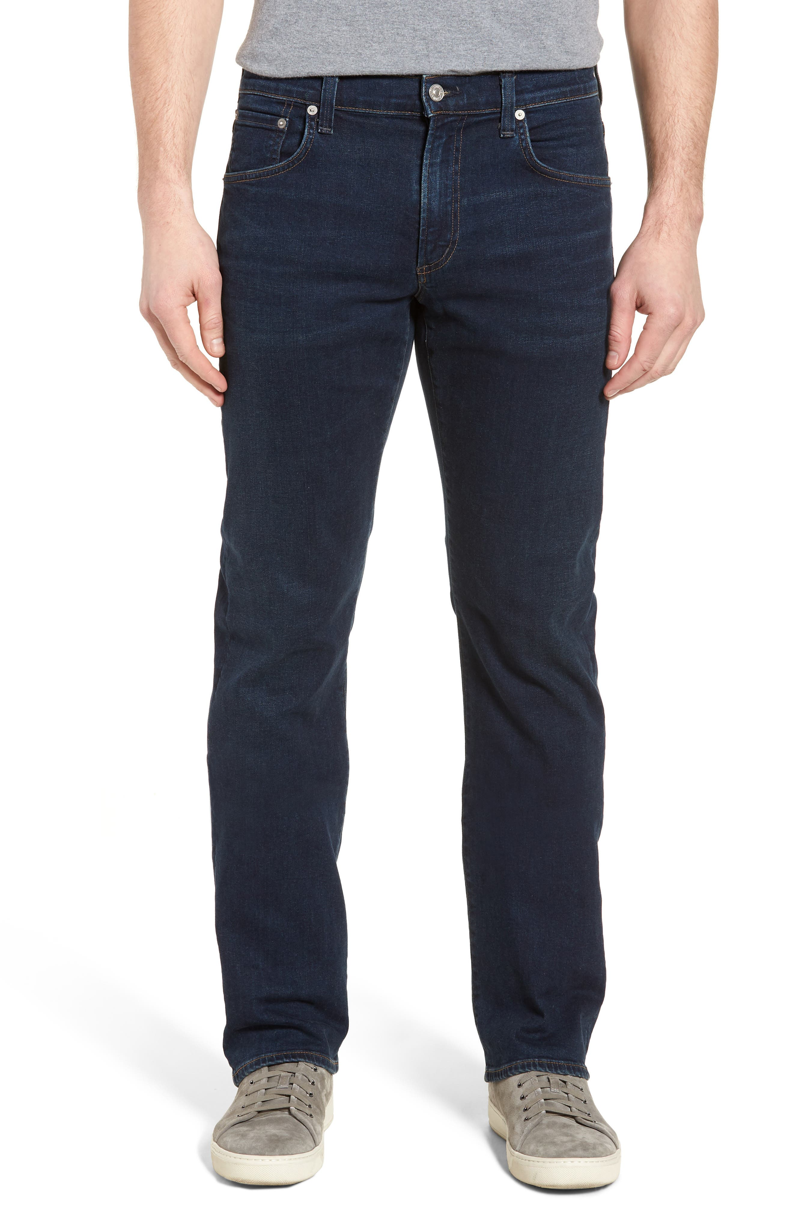 Sid Straight Leg Jeans,                             Main thumbnail 1, color,                             Everson