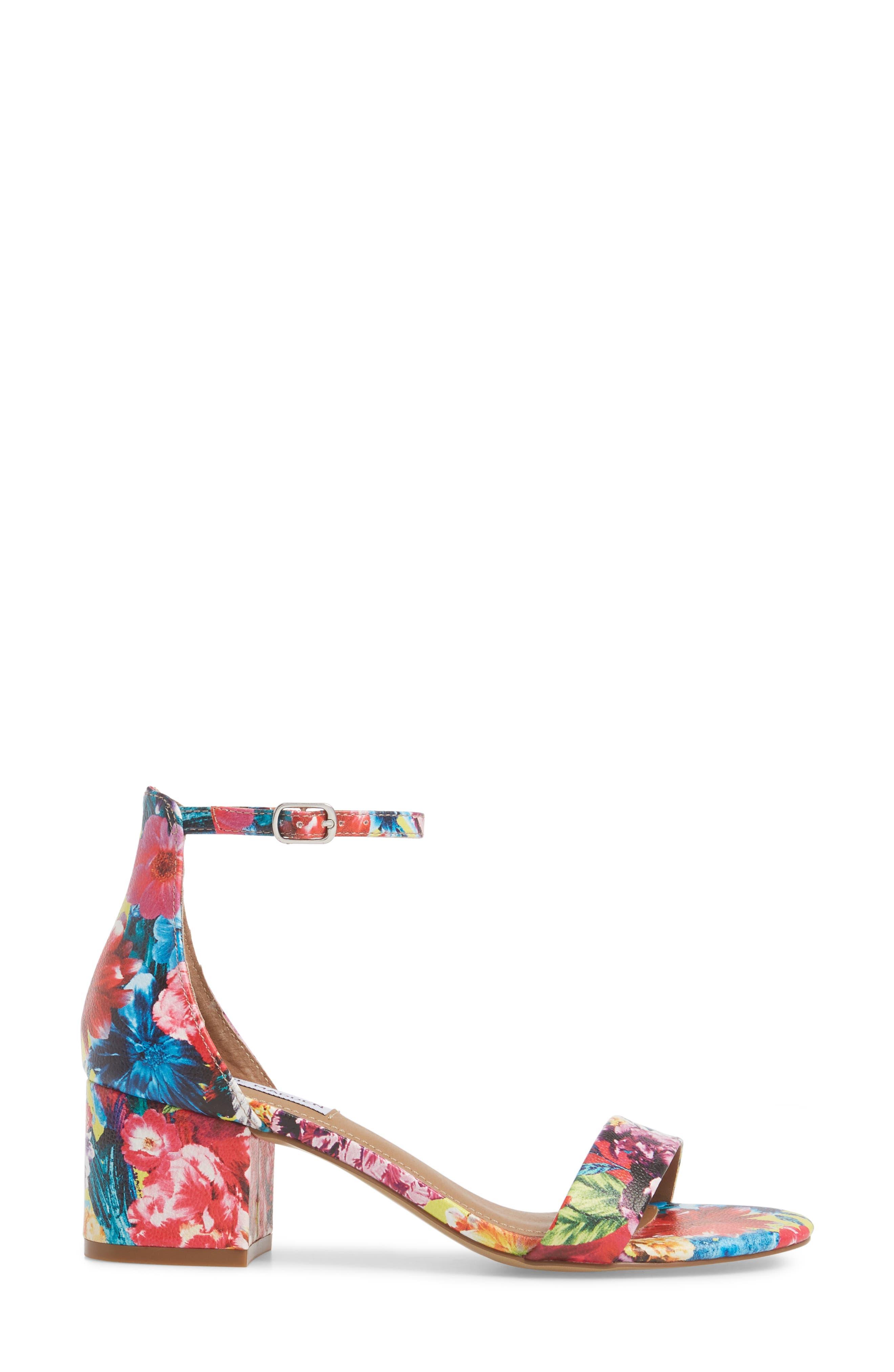 Alternate Image 8  - Steve Madden Irenee Ankle Strap Sandal (Women)