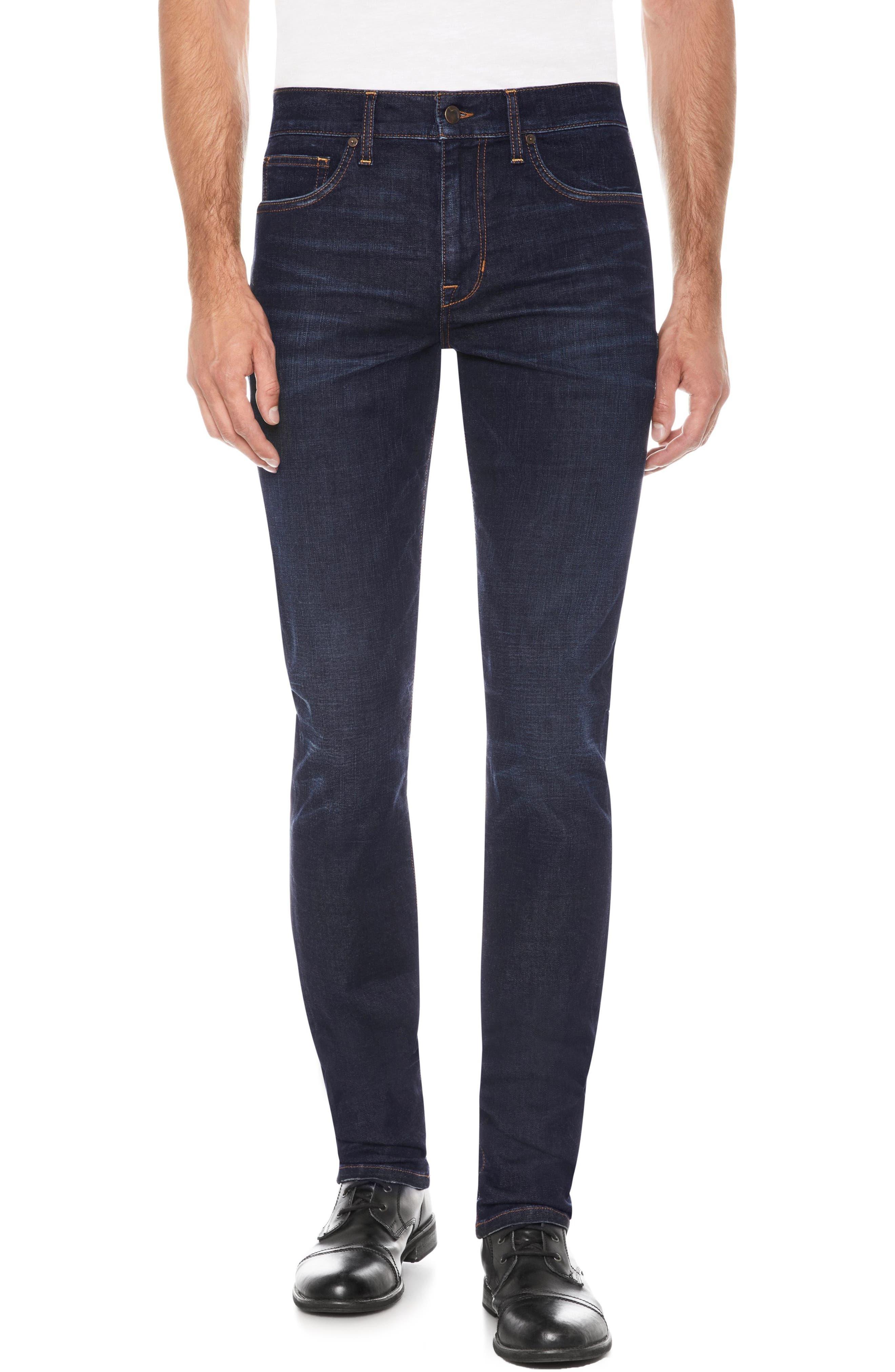 Slim Fit Jeans,                         Main,                         color, Clinton