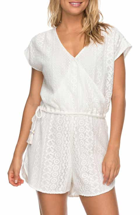 Women S White Jumpsuits Amp Rompers Nordstrom