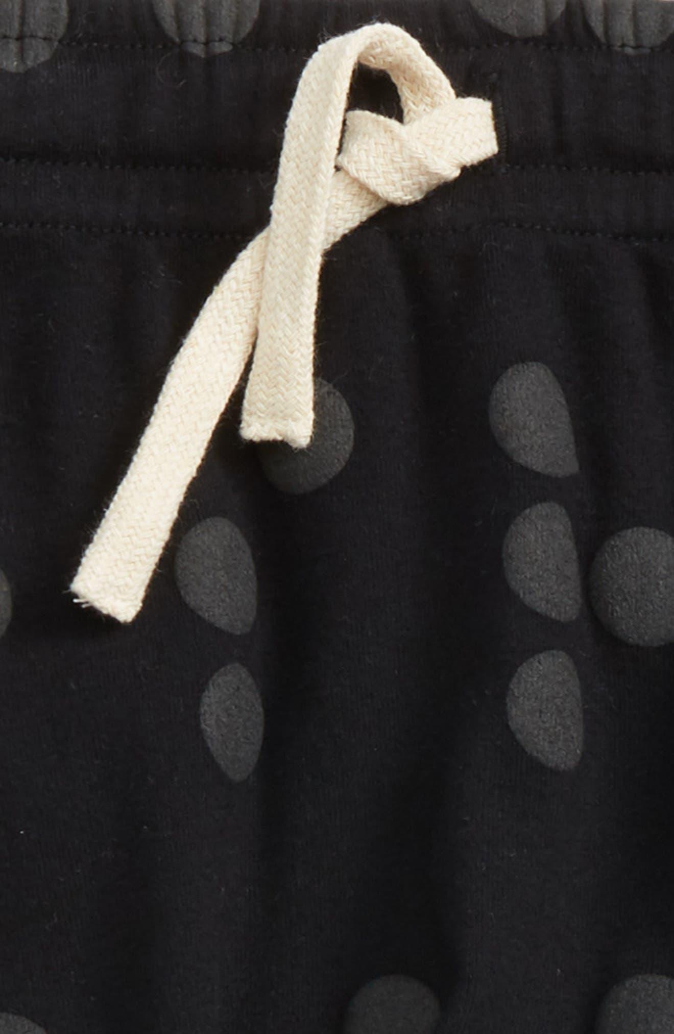 Braille Jogger Pants,                             Alternate thumbnail 2, color,                             Black