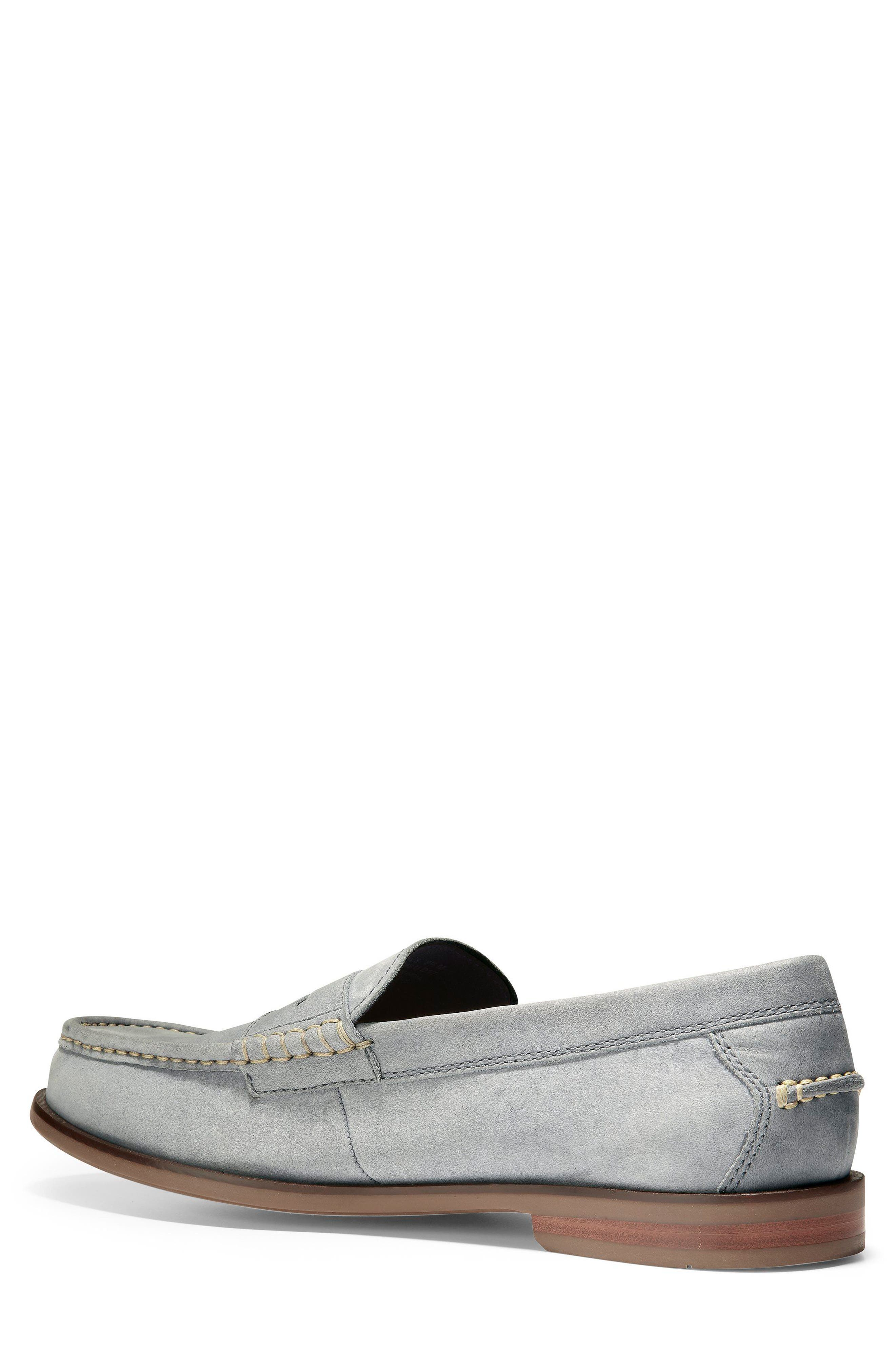 Pinch Friday Penny Loafer,                             Alternate thumbnail 2, color,                             Excalibur Nubuck
