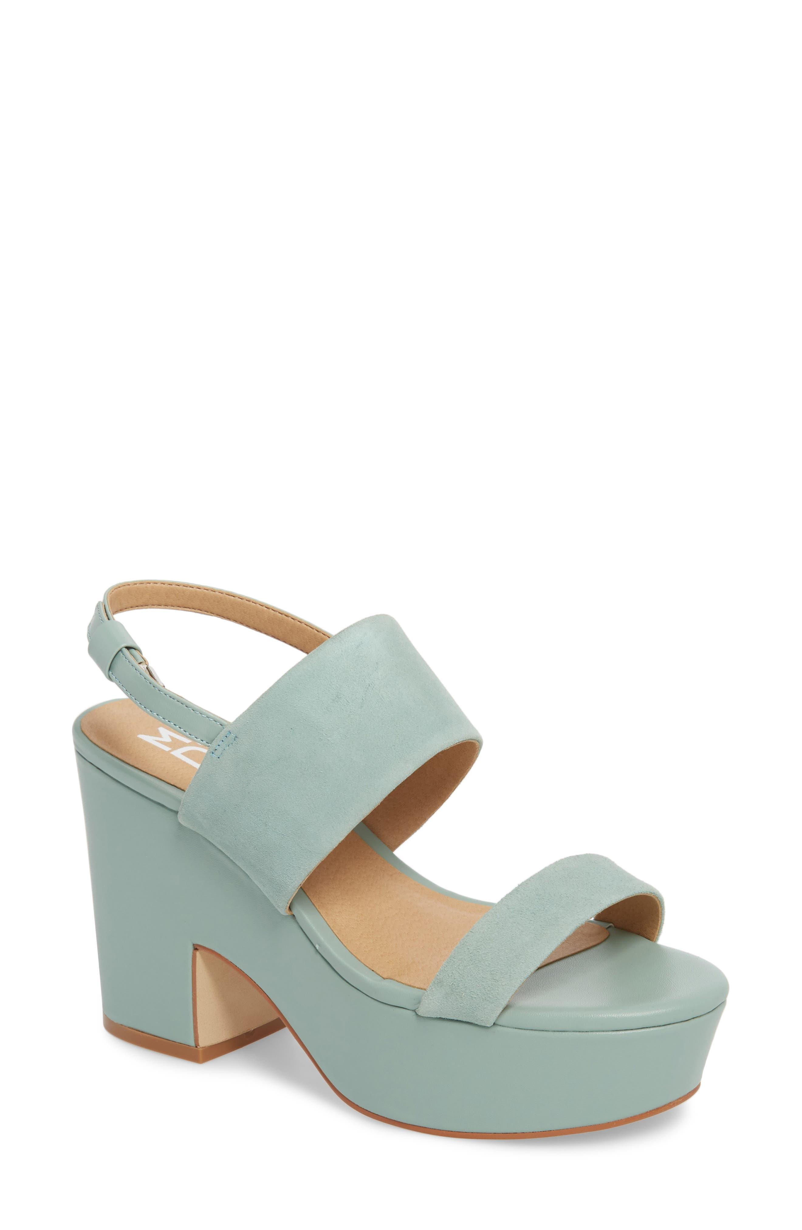 outlet lowest price new arrival sale online M4D3 Richmond Platform Sandals 1cwlvm5p