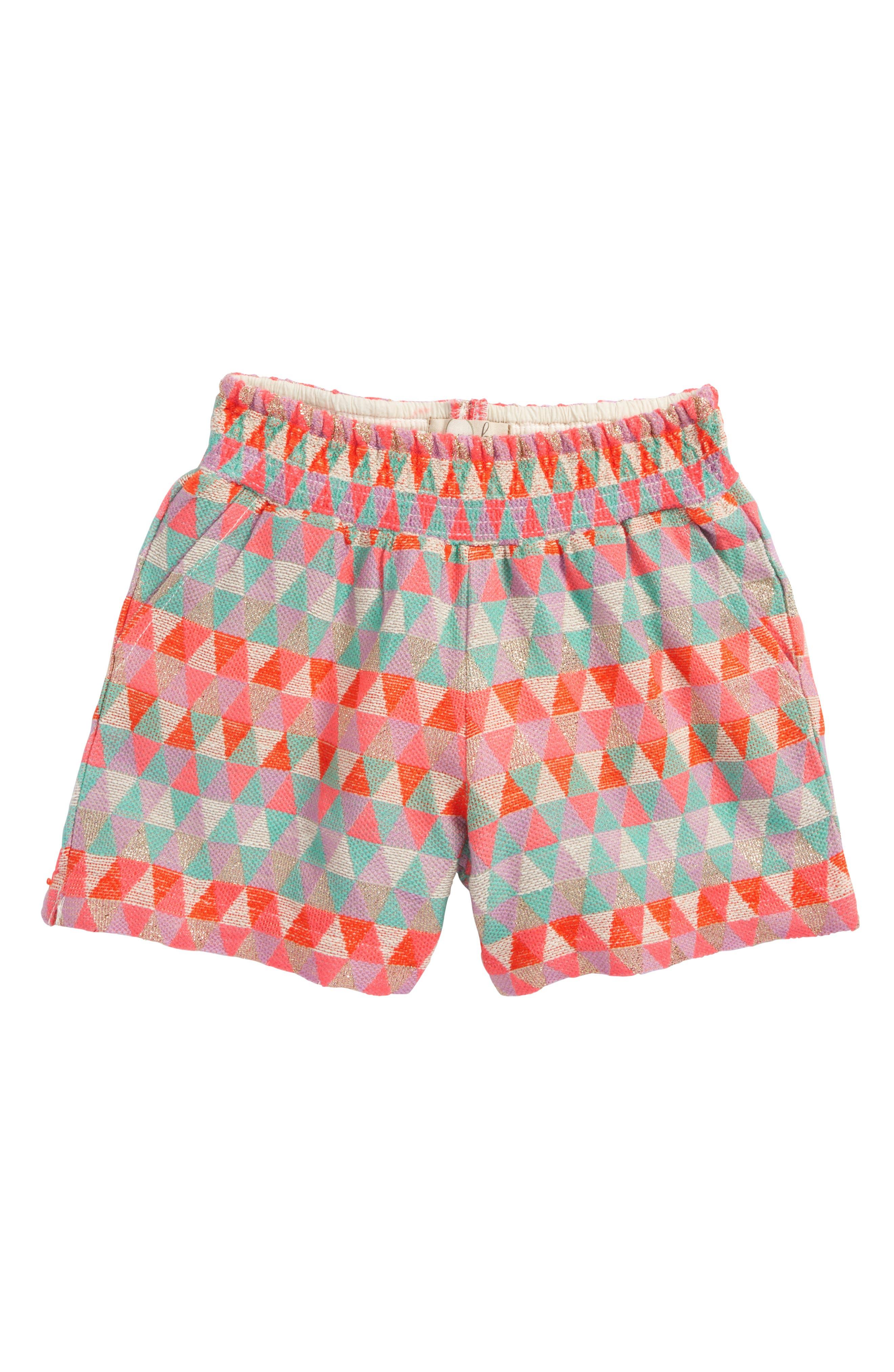 Mexico Shorts,                             Main thumbnail 1, color,                             Coral