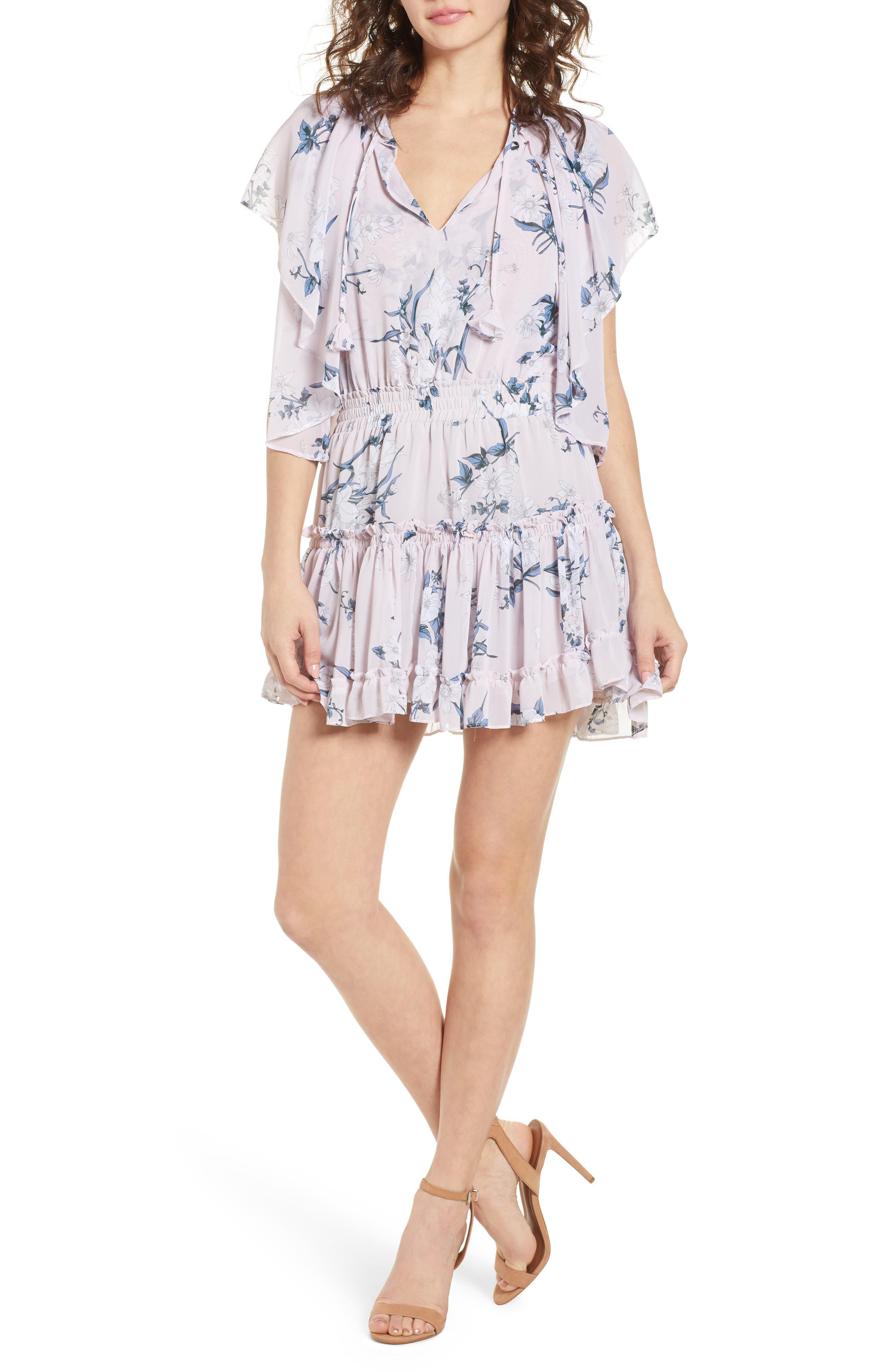 Lullu Dress,                             Main thumbnail 1, color,                             Multi Fe15