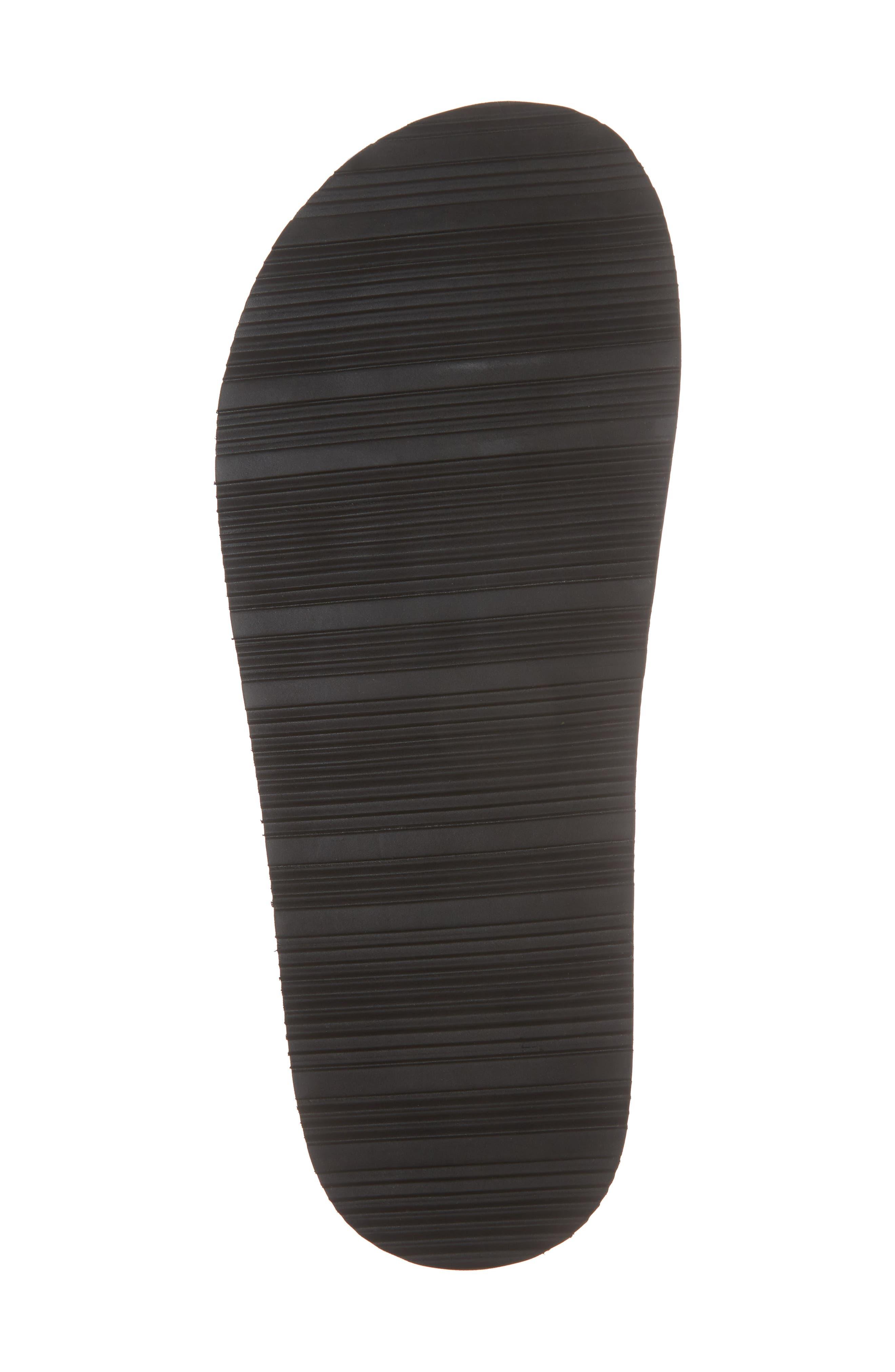 Mackee Sport Slide,                             Alternate thumbnail 6, color,                             White Leather