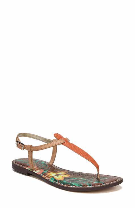 Women S Orange Sandals Sandals For Women Nordstrom