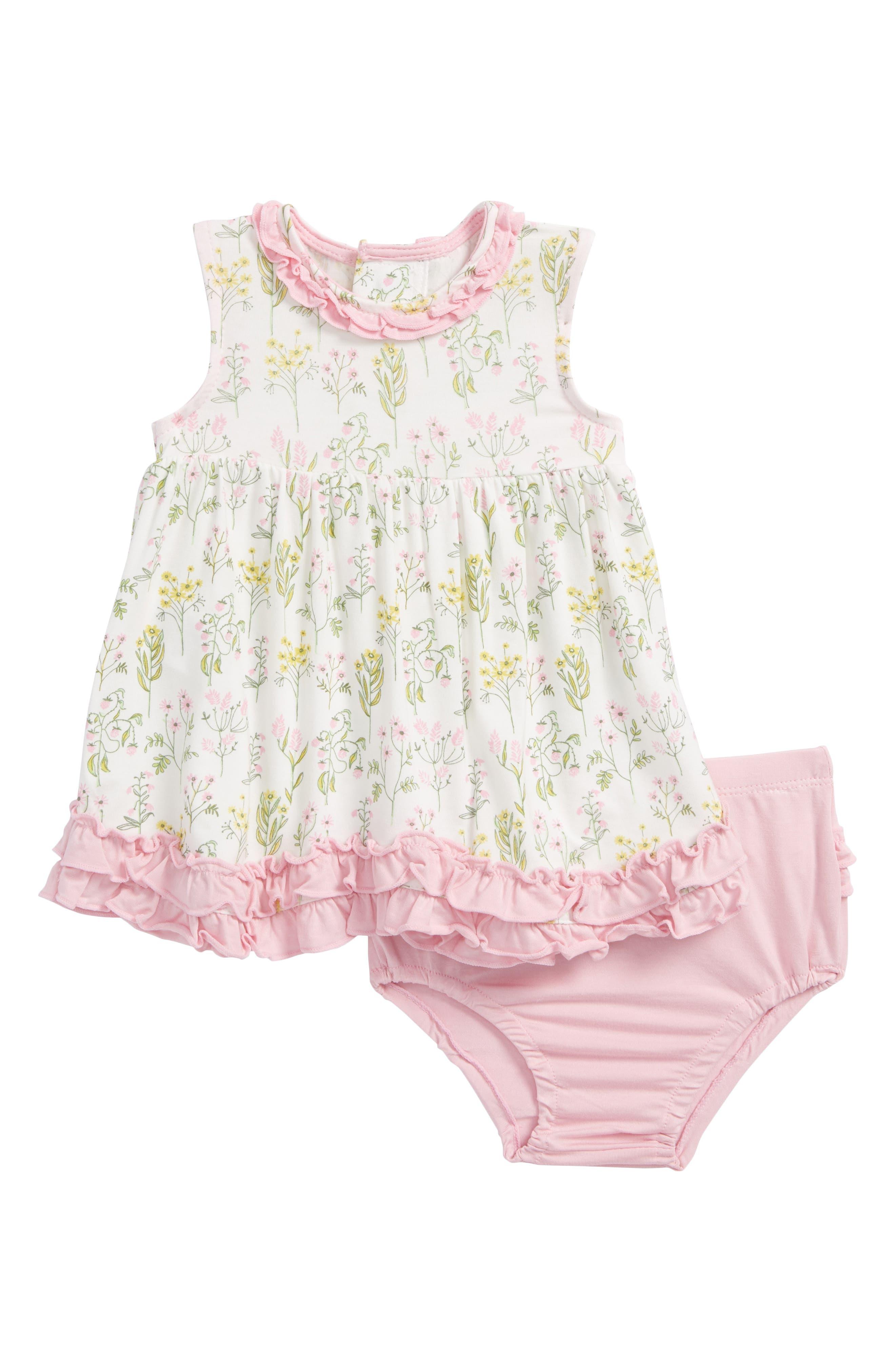 My Little Garden Dress,                         Main,                         color, Floral