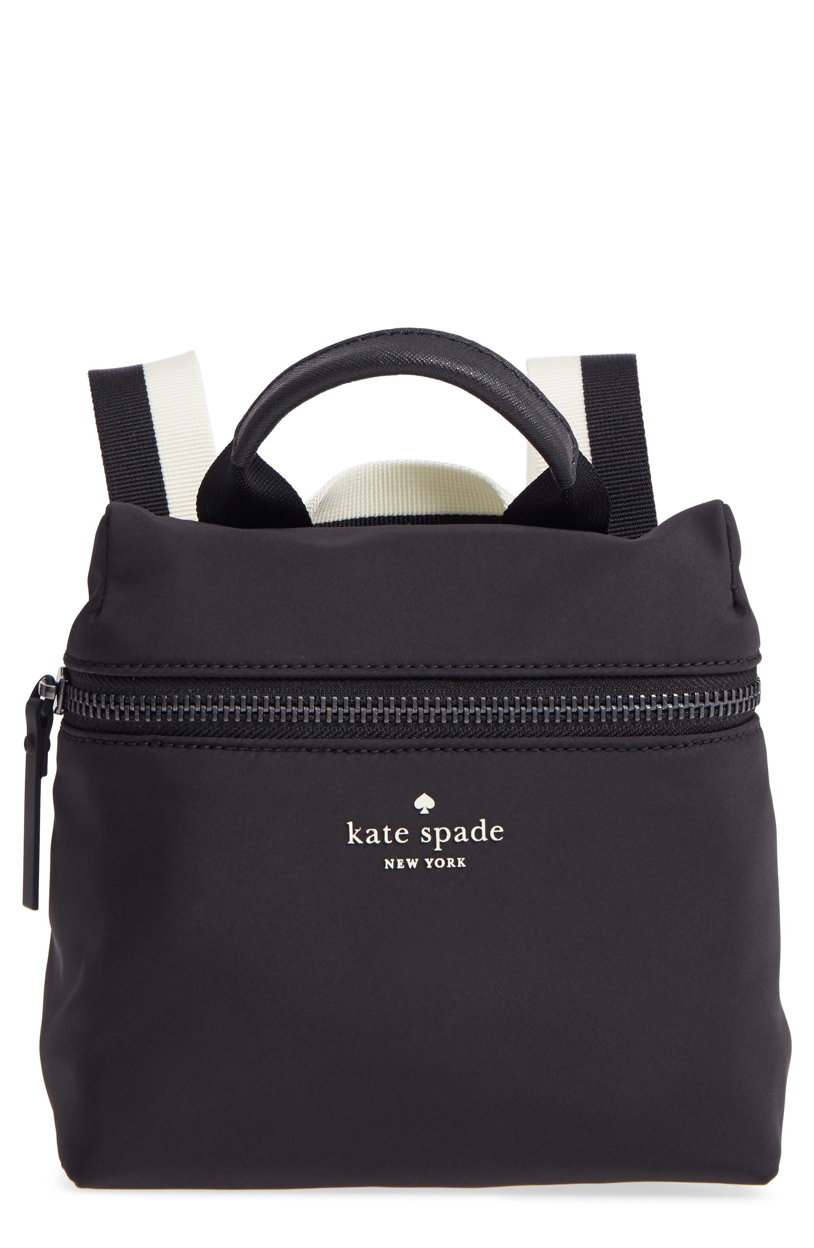 kate spade new york that's the spirit mini nylon crossbody bag