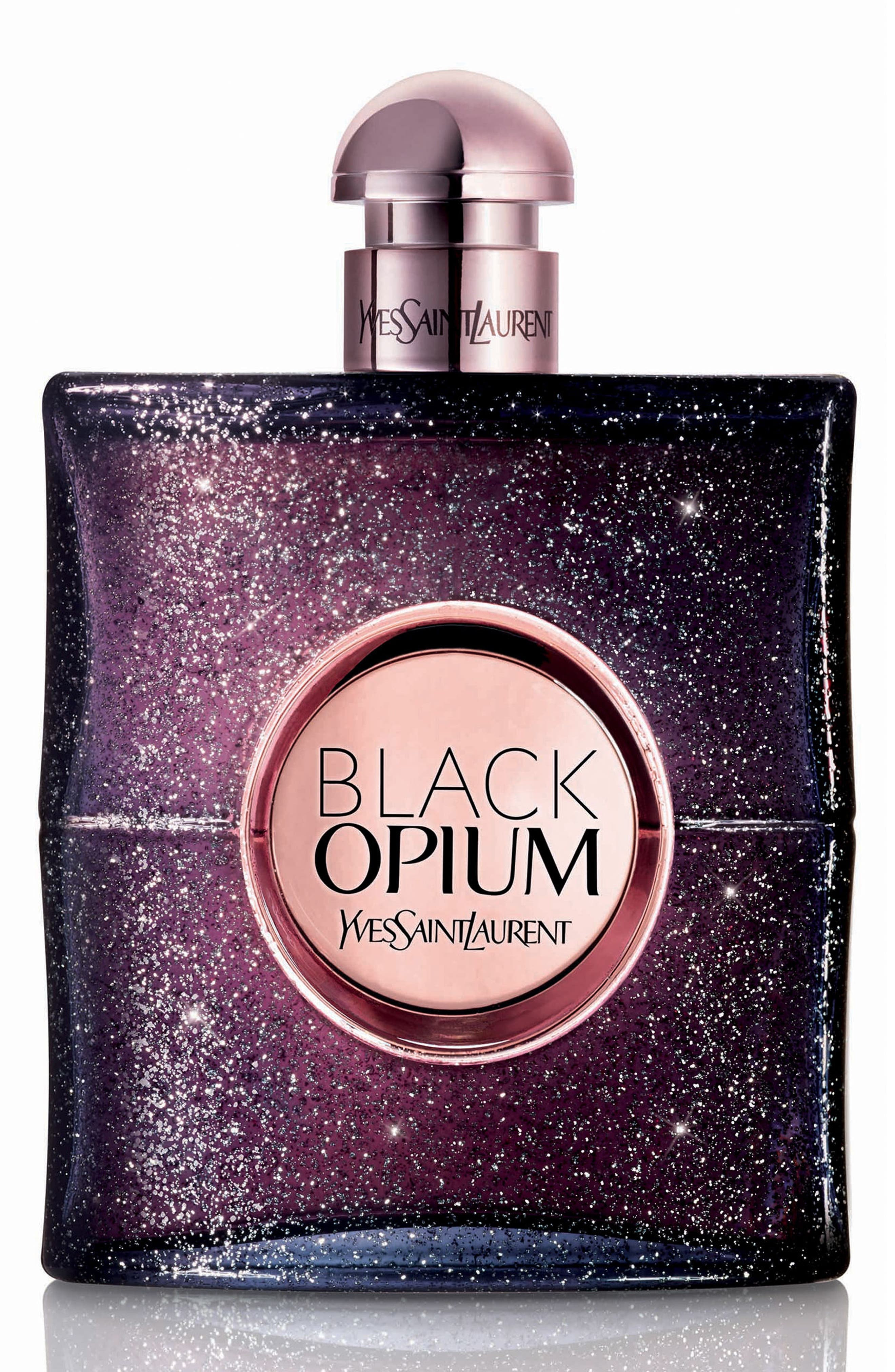Black Opium Nuit Blanche Eau de Parfum,                         Main,                         color, No Color
