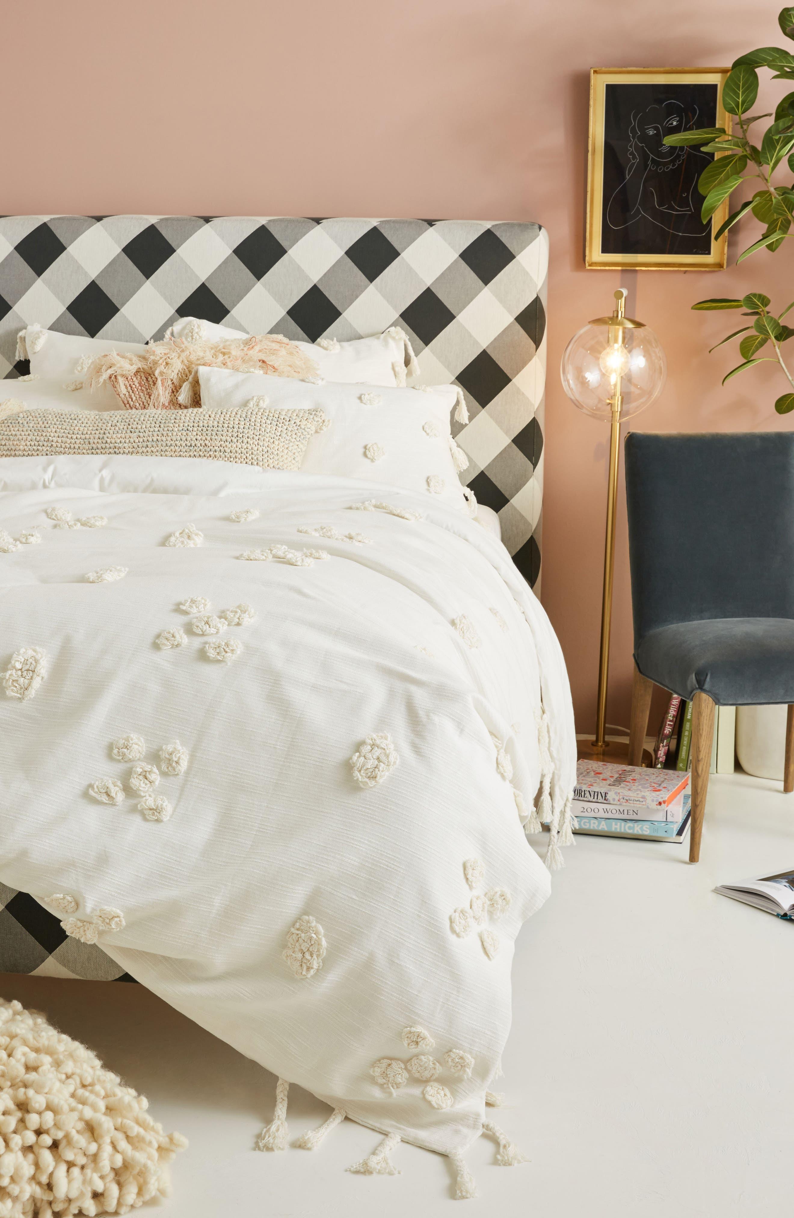 Tufted Pavarti Pillow Shams,                             Alternate thumbnail 3, color,