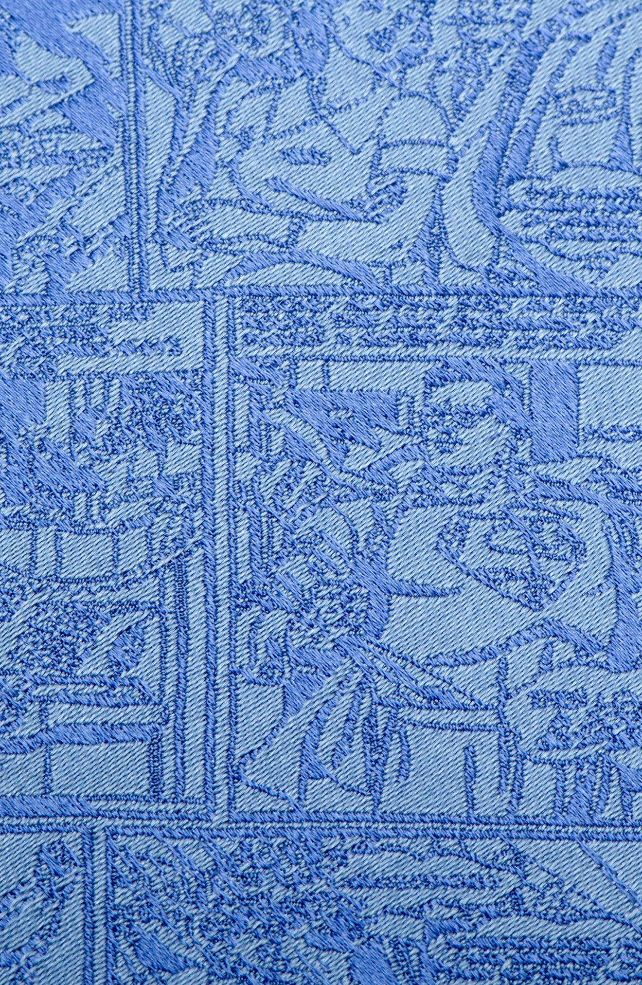 Superman Comic Silk Tie,                             Alternate thumbnail 3, color,                             Blue