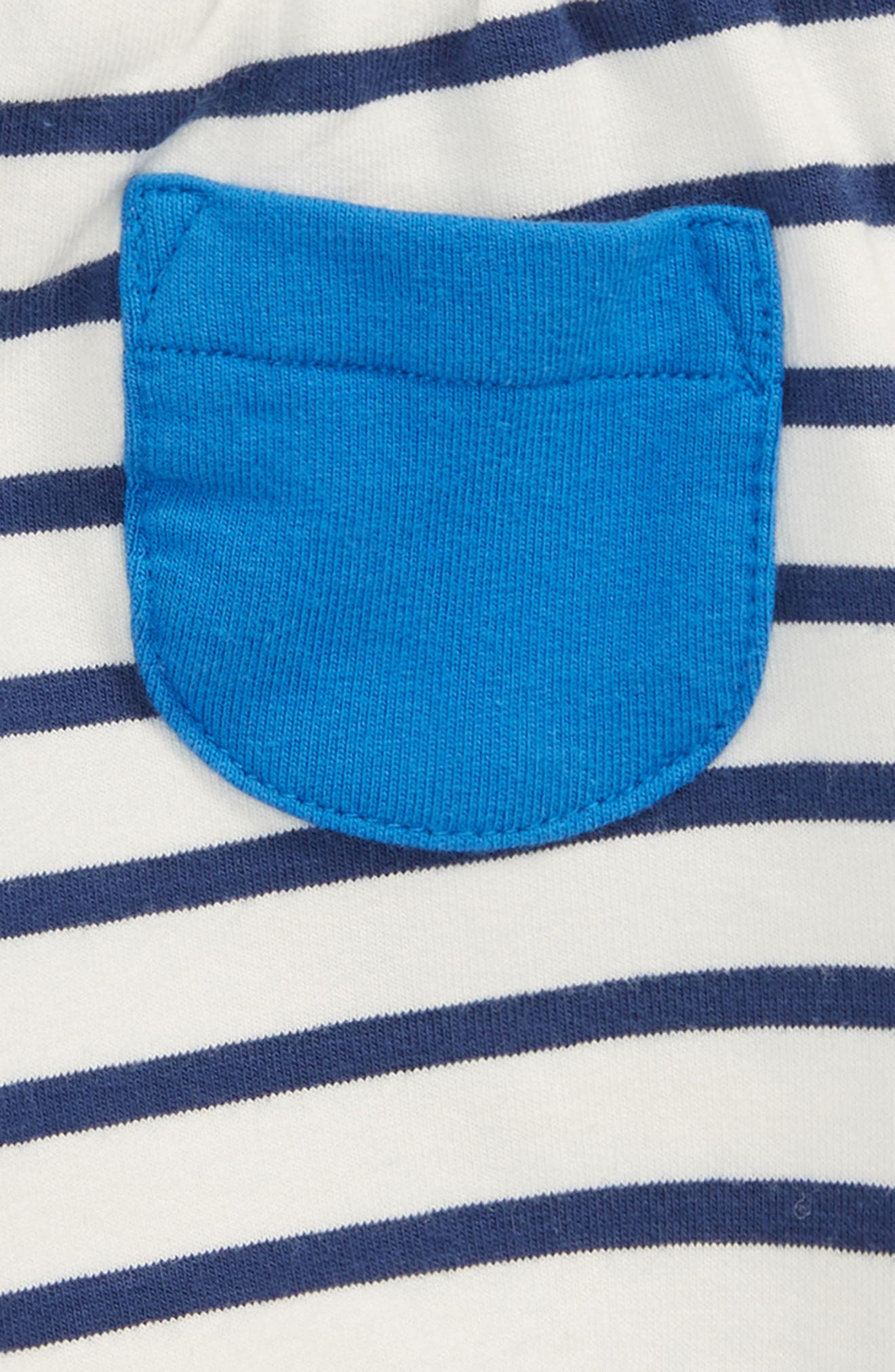 Jersey Shorts,                             Alternate thumbnail 3, color,                             Beacon Blue