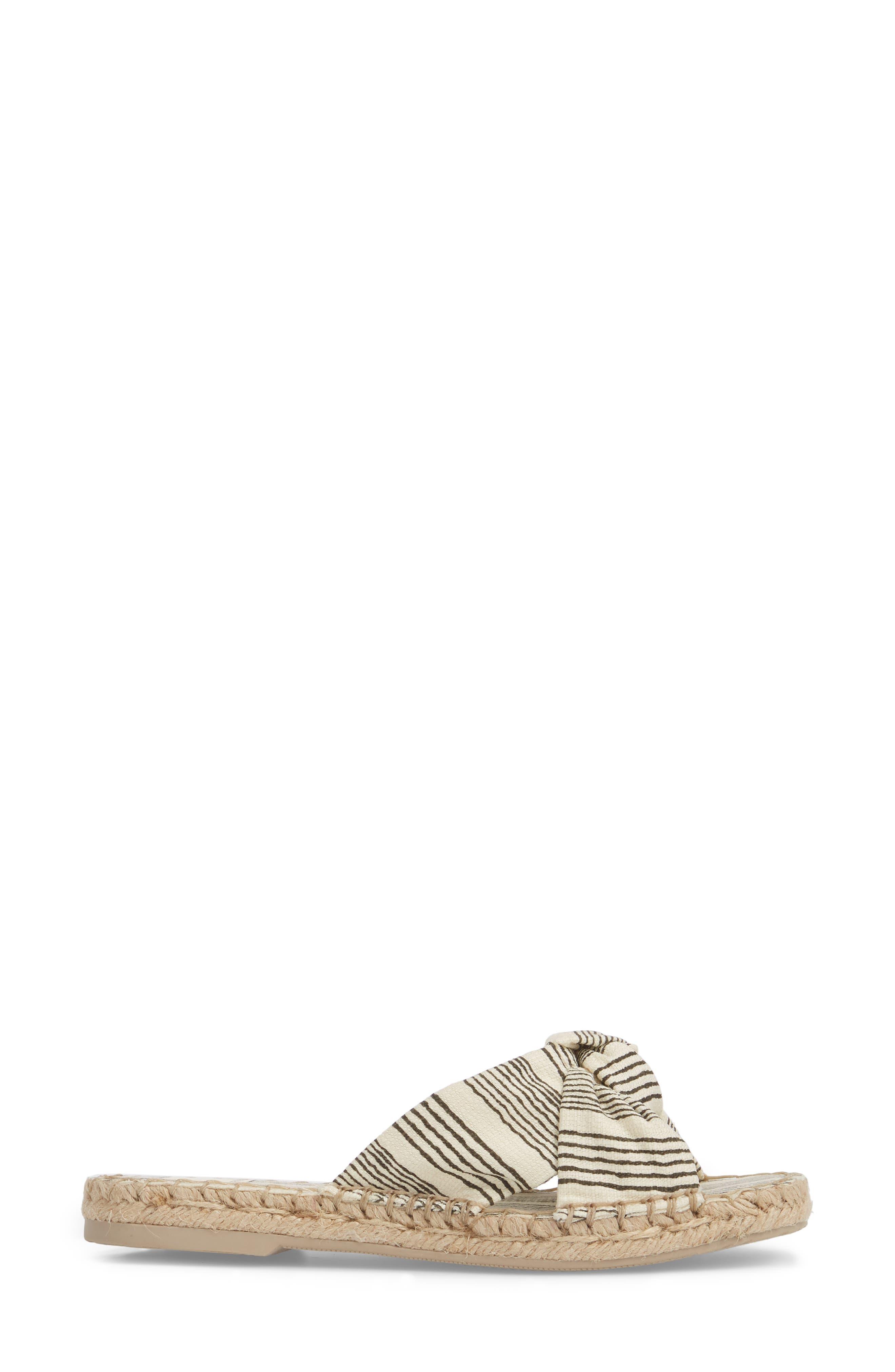 Alternate Image 3  - Dolce Vita Benicia Knotted Slide Sandal (Women)