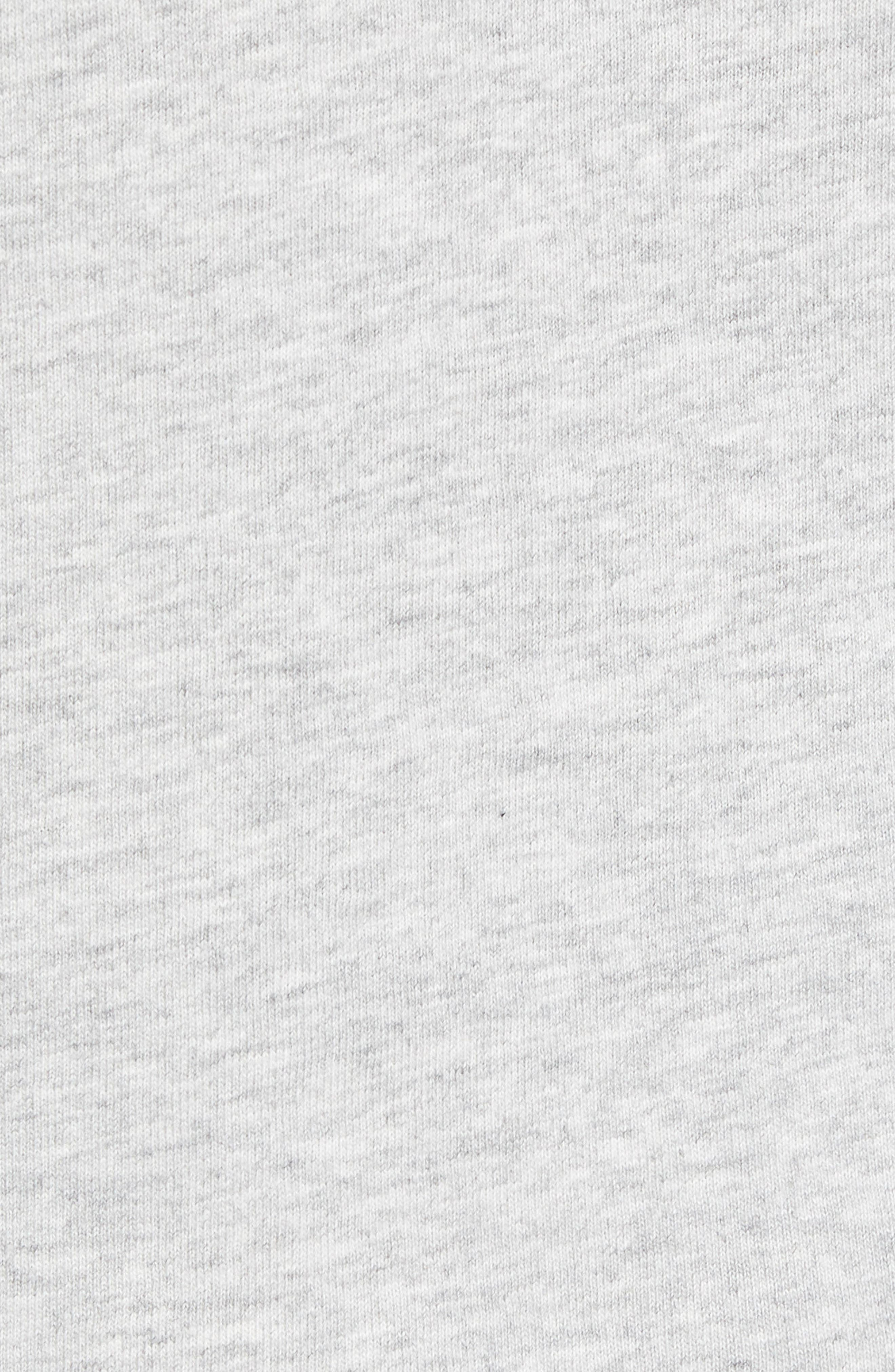 Marlin 98 Long Sleeve Pocket T-Shirt,                             Alternate thumbnail 5, color,                             Gray Heather