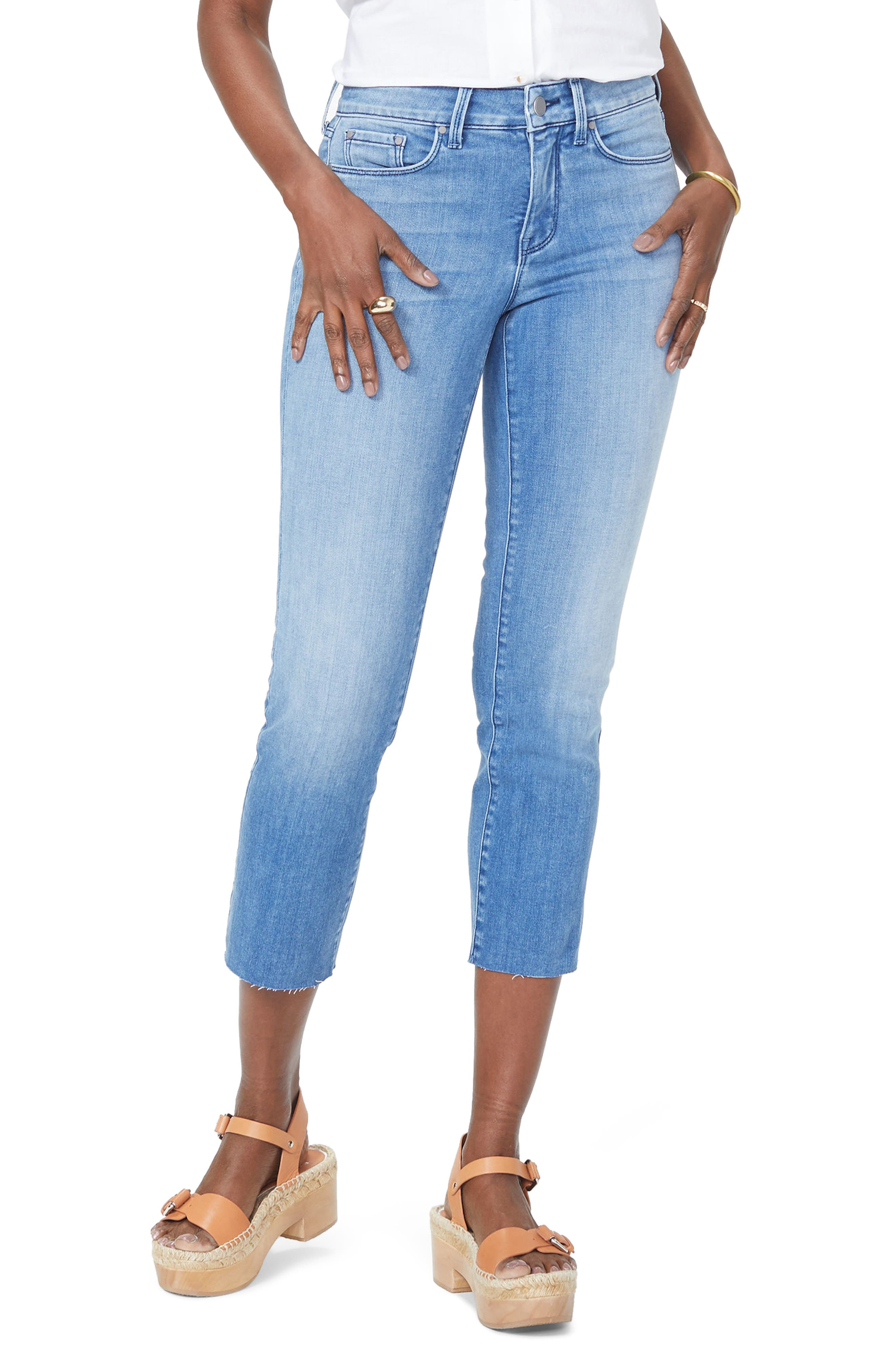 Marilyn Ankle Skinny Jeans,                         Main,                         color, Capitola