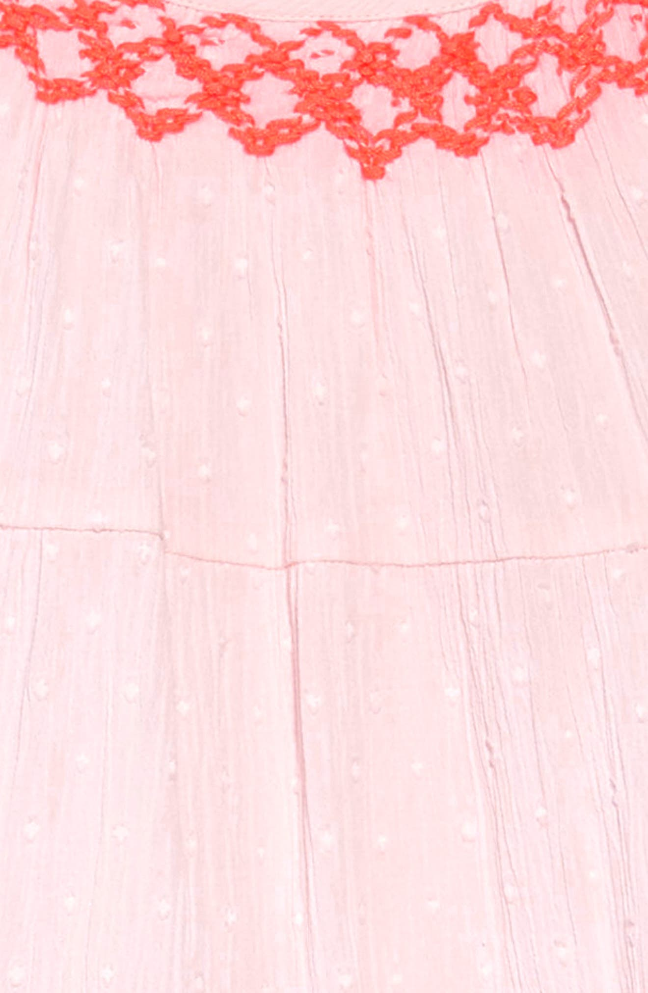 Twirly Dress,                             Alternate thumbnail 3, color,                             Pink Mist Pnk