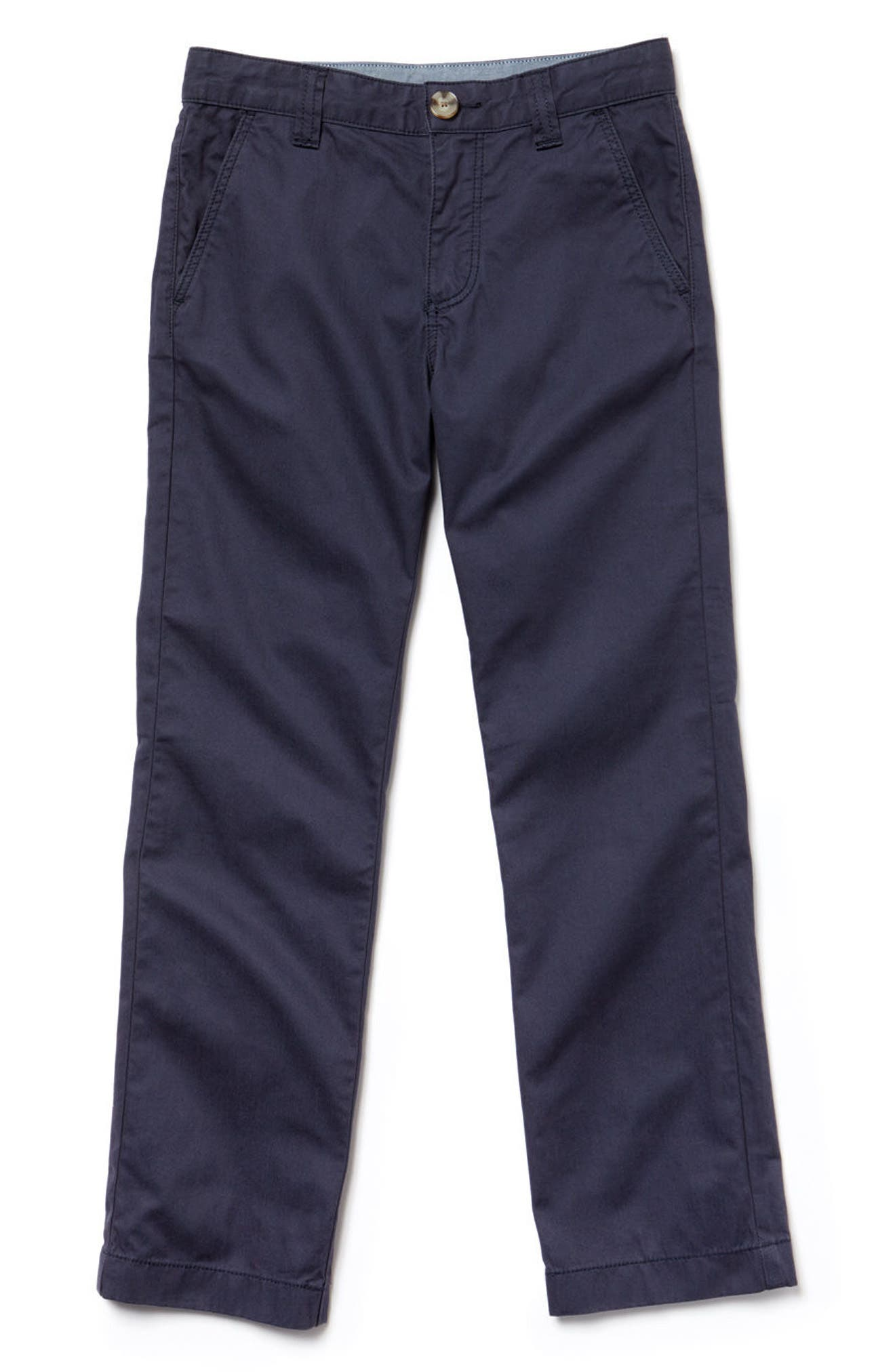 Classic Chinos,                         Main,                         color, Navy Blue