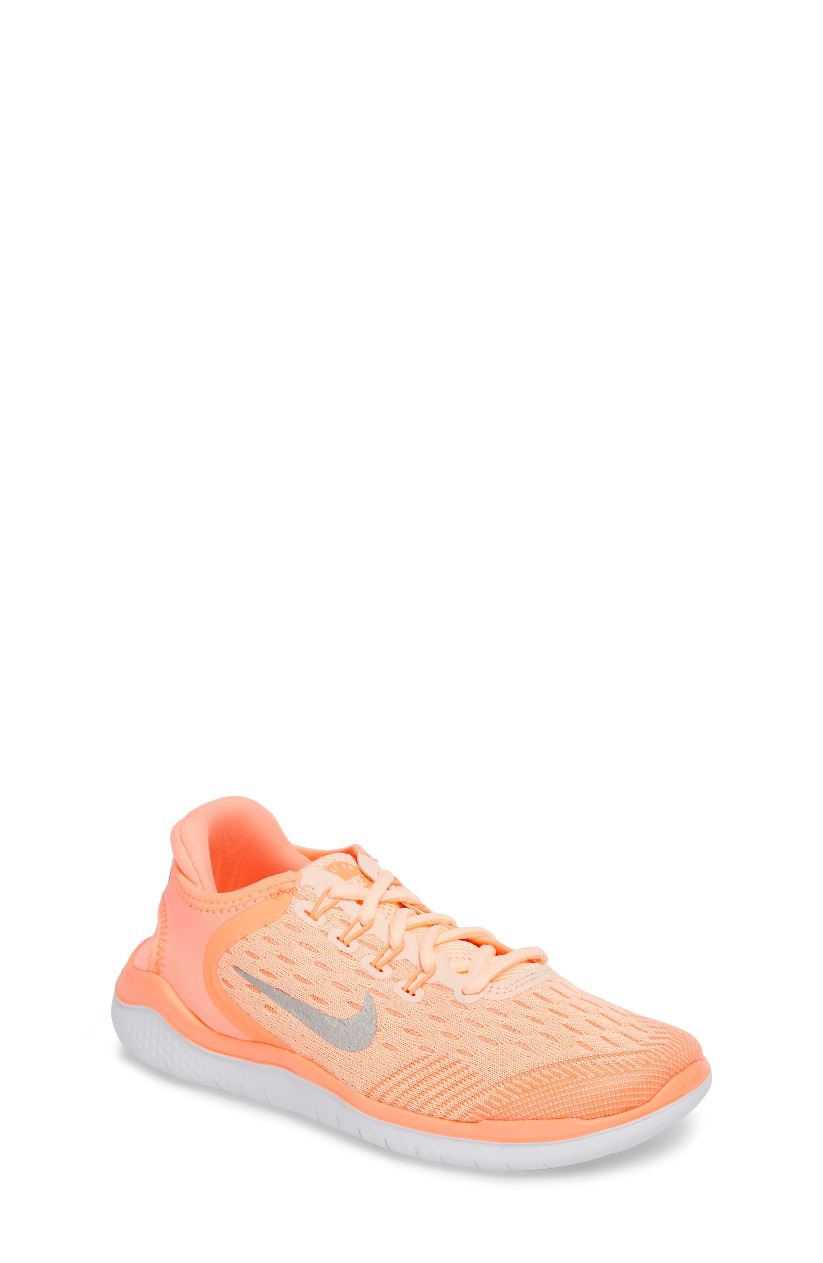 Nike Free RN 2018 Running Shoe (Big Kid)