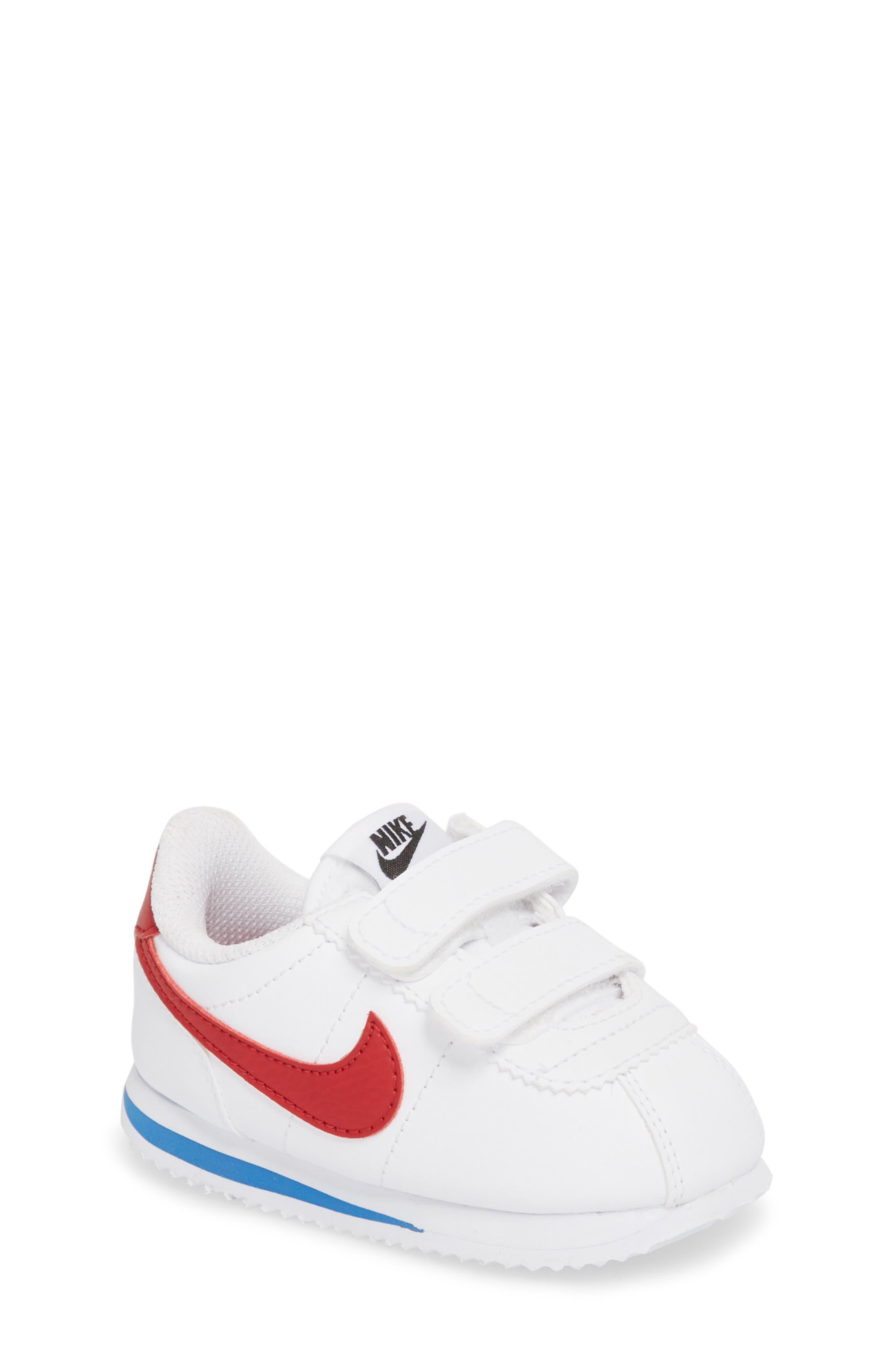 Nike Cortez Basic SL Sneaker (Baby, Walker, Toddler & Little Kid)