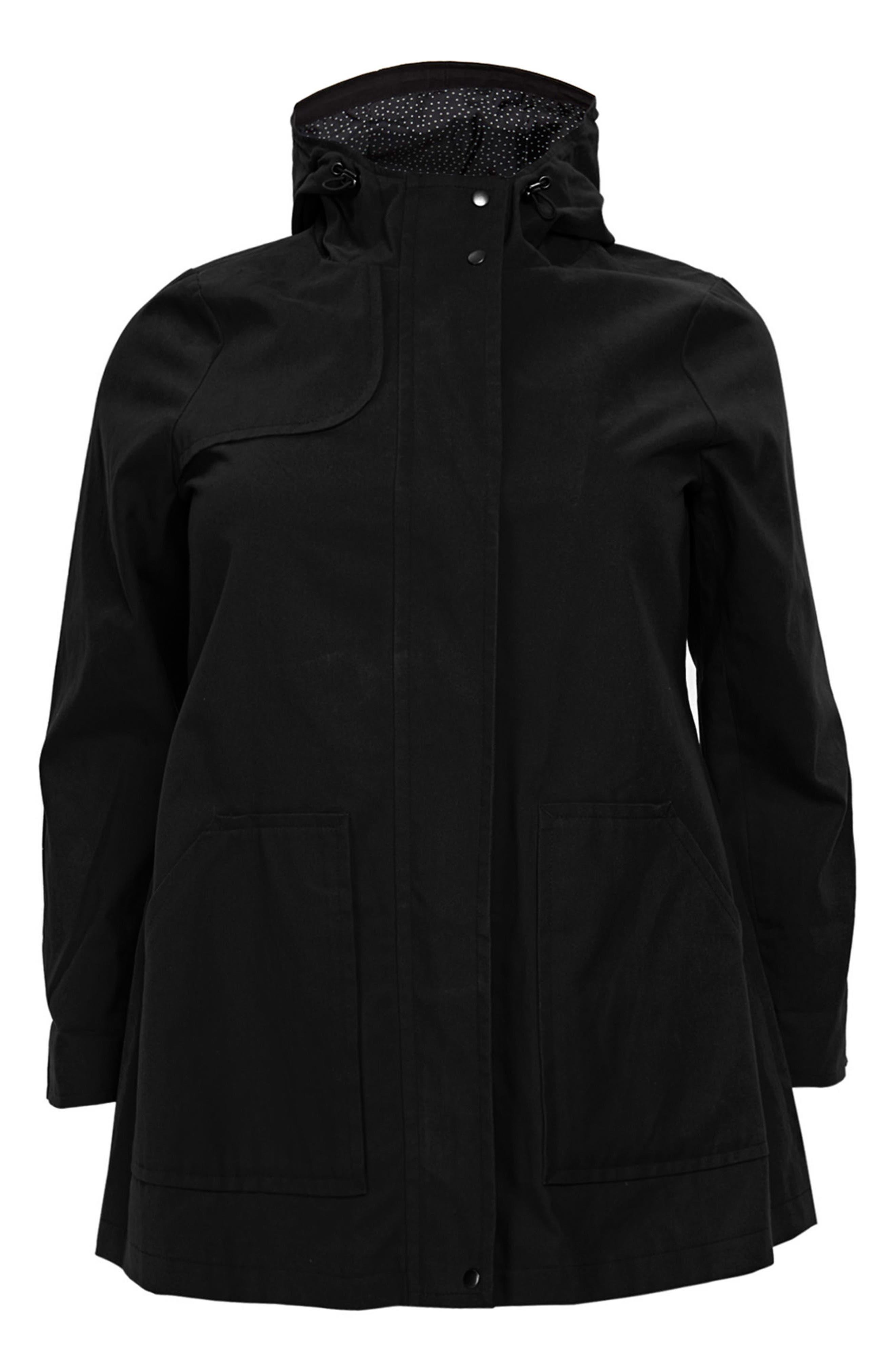 Evans Mac Jacket (Plus Size)