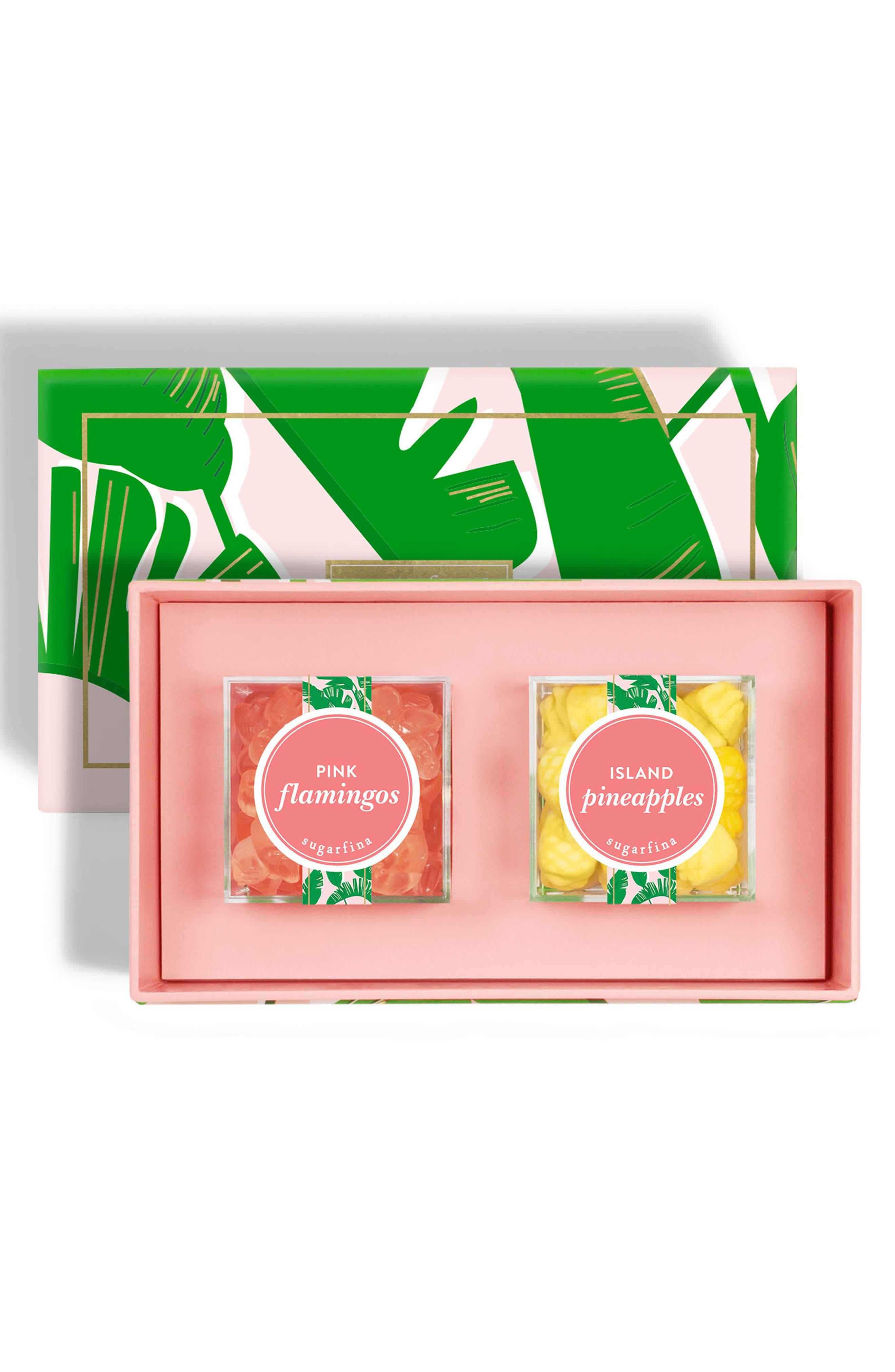 sugarfina Taste of Paradise 2-Piece Candy Bento Box