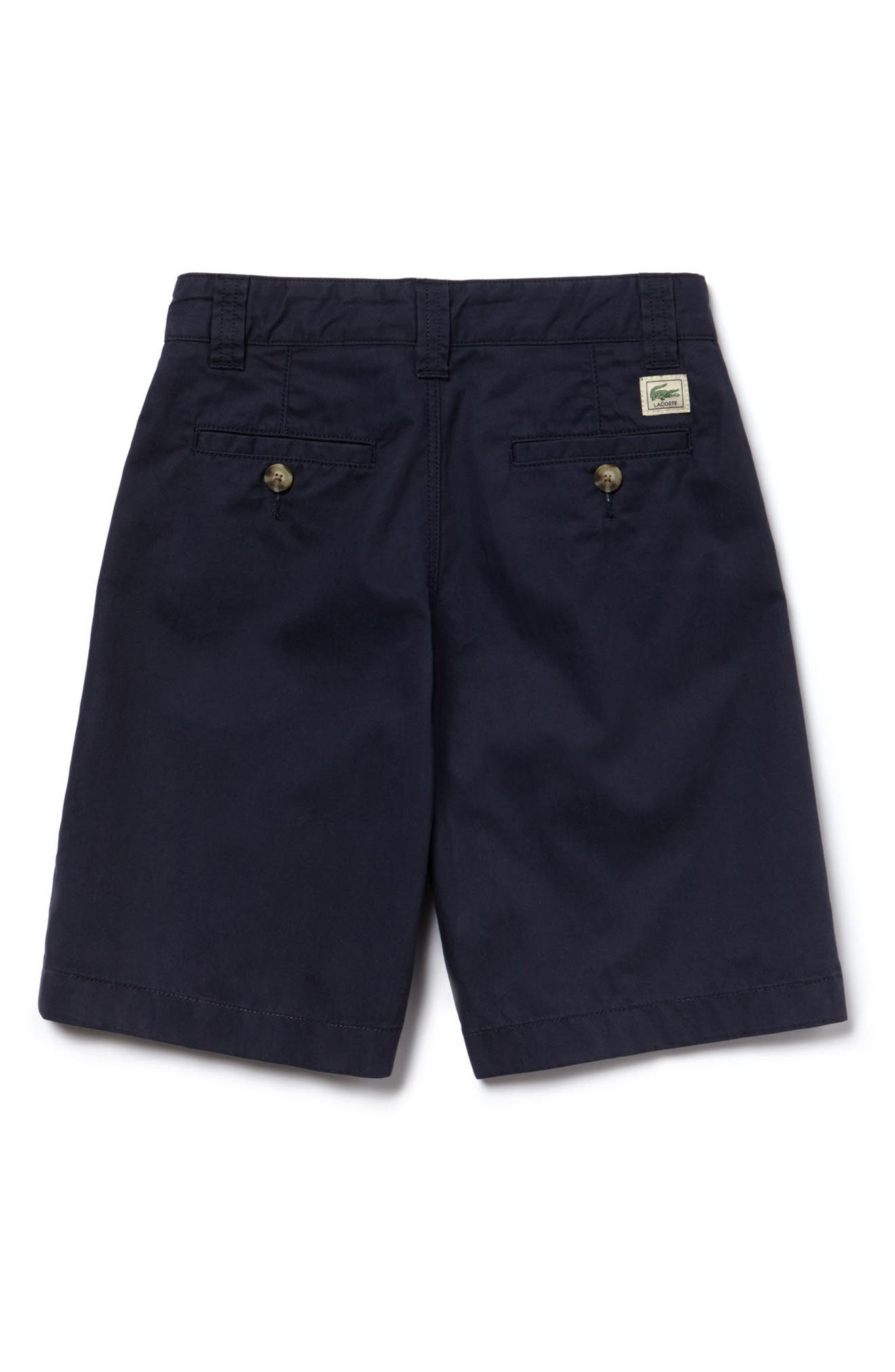 Classic Bermuda Shorts,                             Alternate thumbnail 2, color,                             Navy Blue