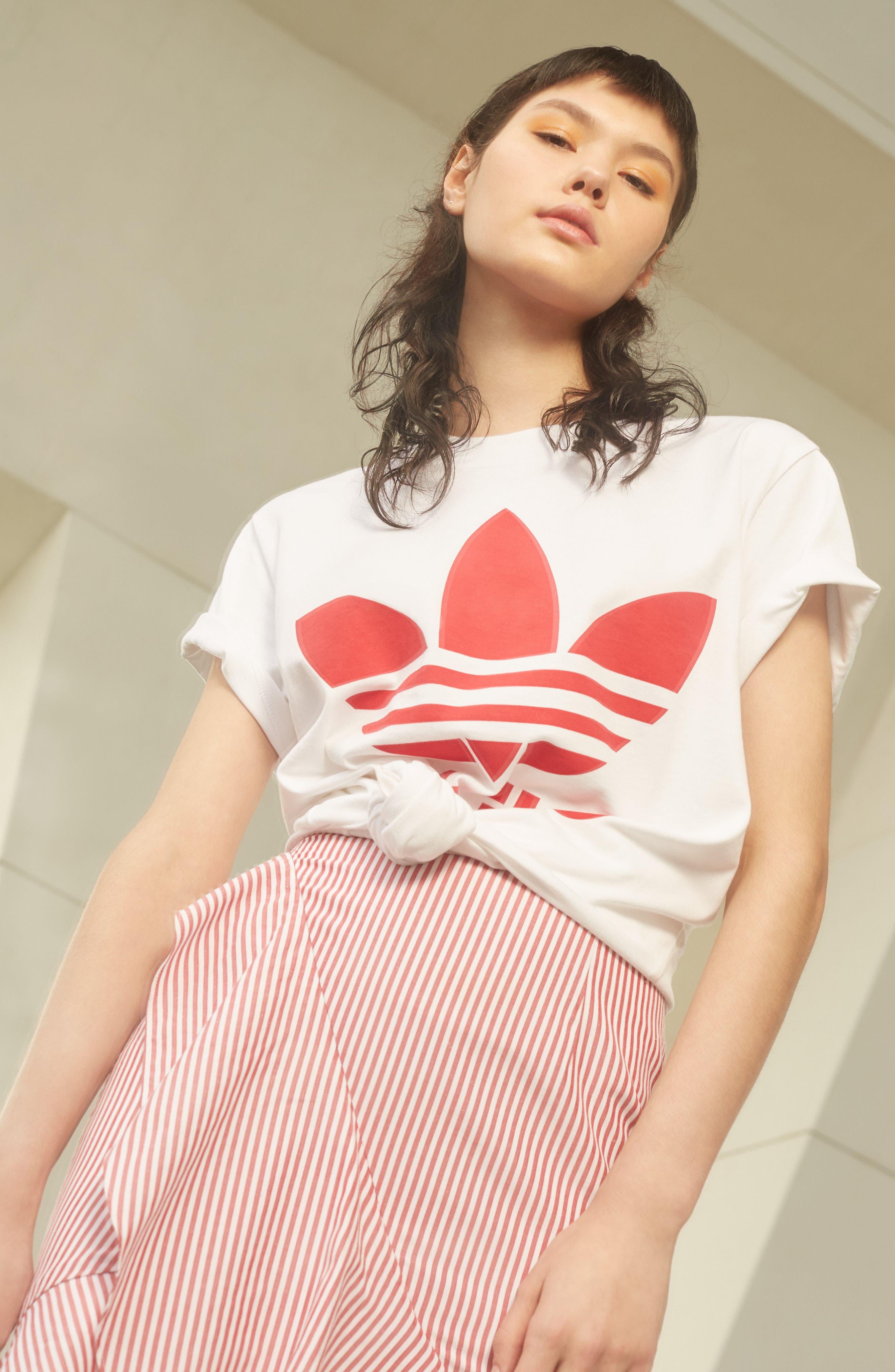 Naples Ruffle Skirt,                             Alternate thumbnail 8, color,