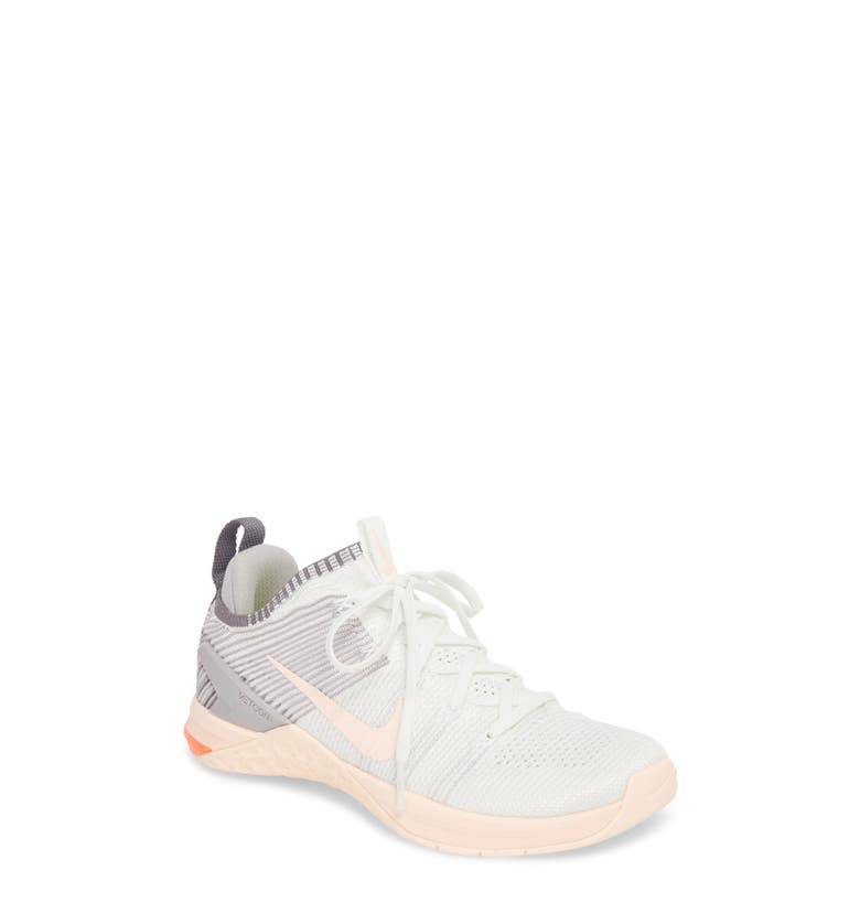 80261f3e0f2 Nike Metcon Dsx Flyknit 2 Training Shoe In White  Crimson Tint  Grey ...