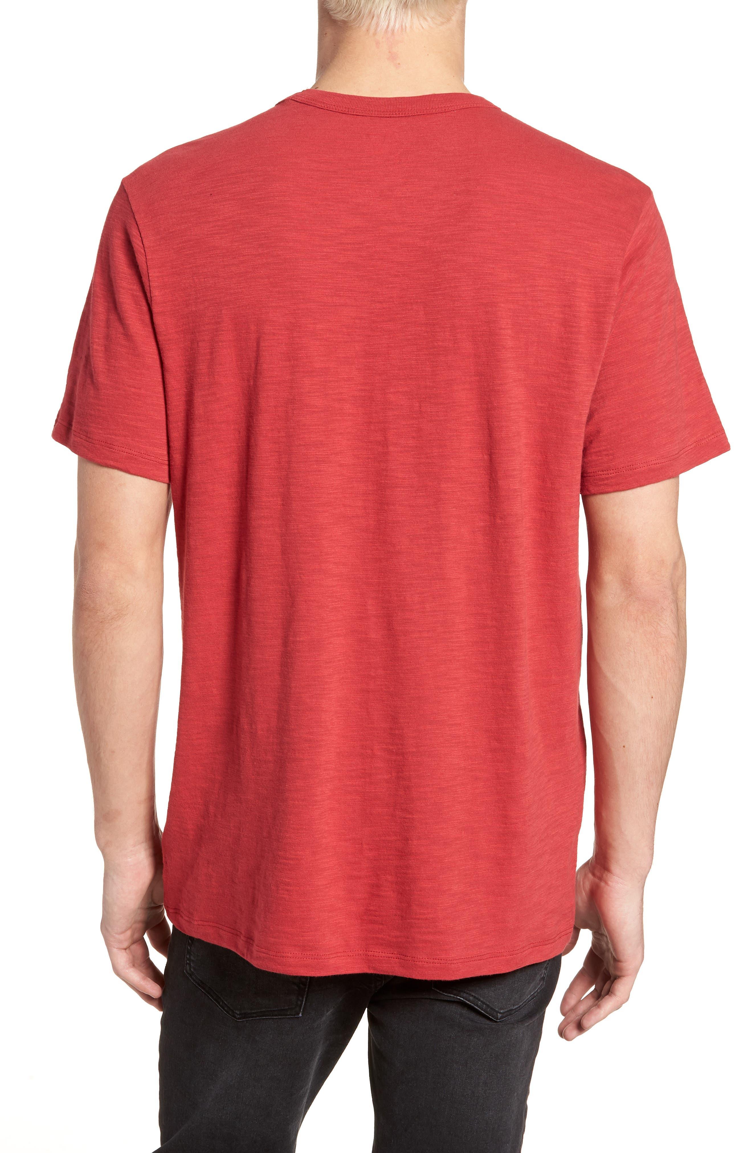 Grit Scrum St. Louis Cardinals T-Shirt,                             Alternate thumbnail 2, color,                             Rescue Red