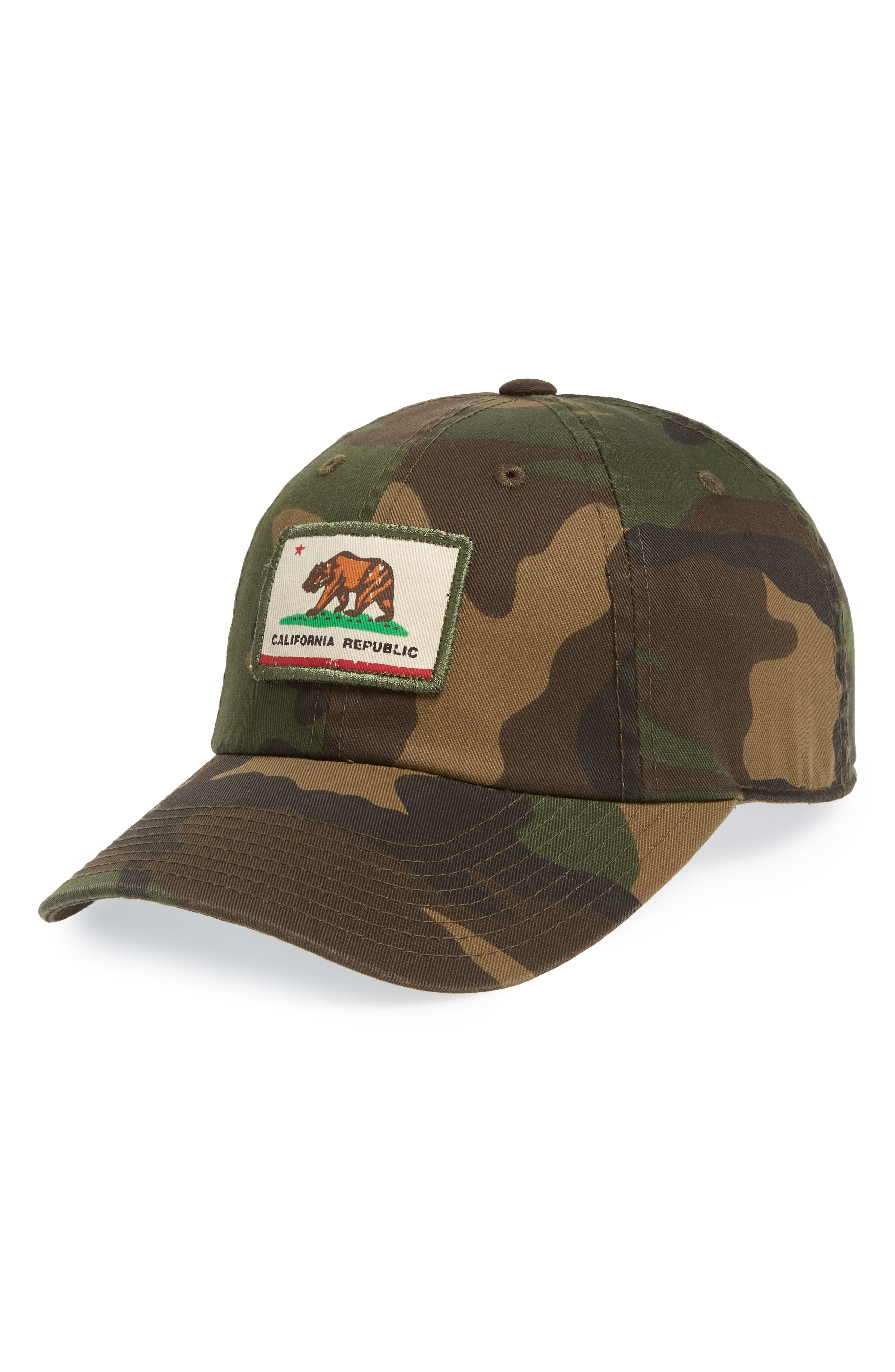 American Needle Badger Slouch - California Ball Cap