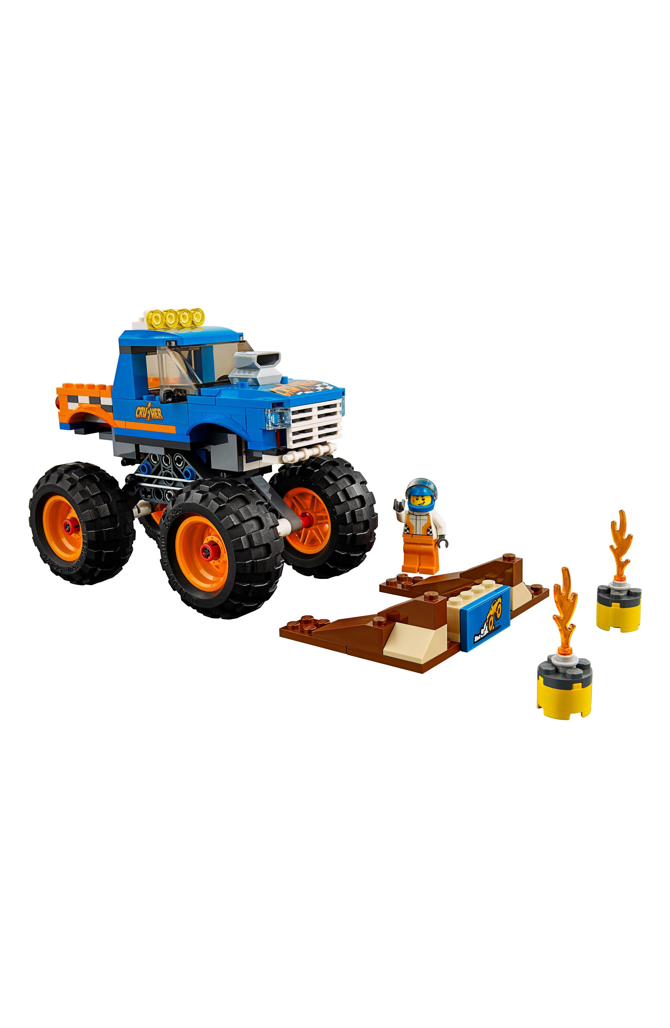 City Monster Truck - 60180,                             Alternate thumbnail 2, color,                             Multi