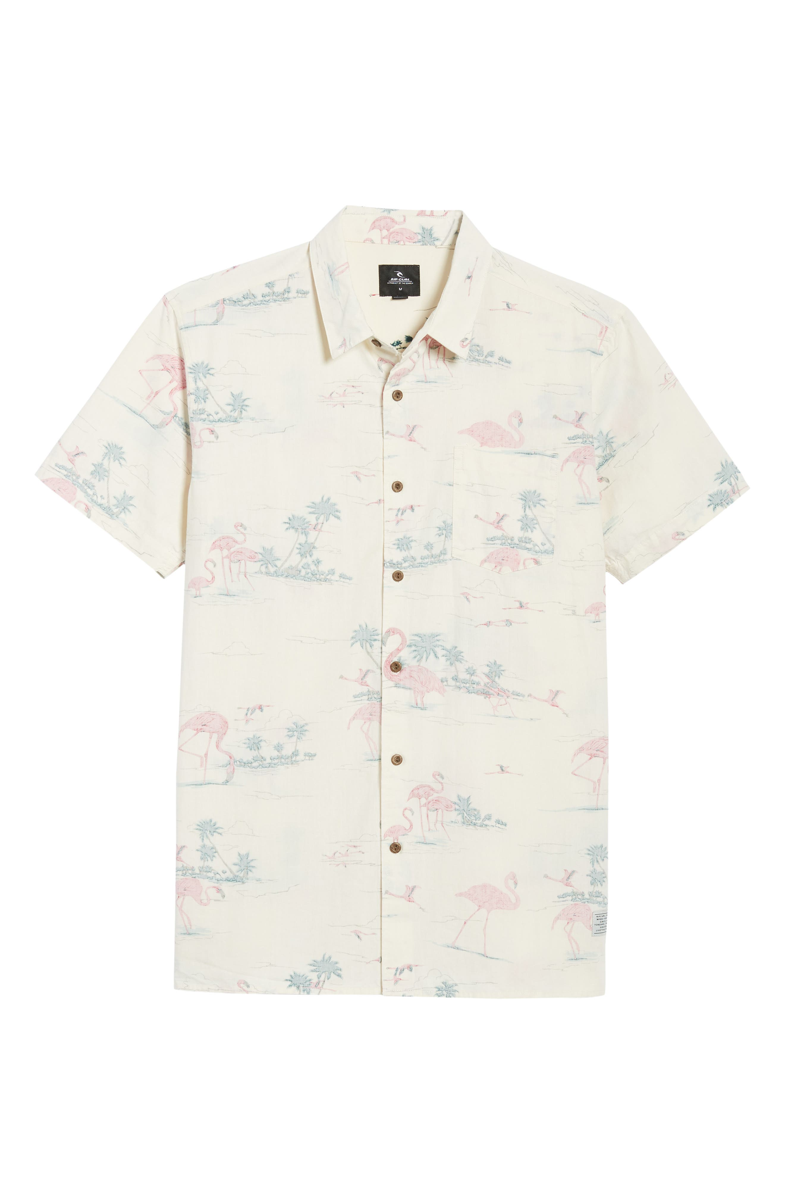 Alternate Image 6  - Rip Curl Bocas Woven Shirt