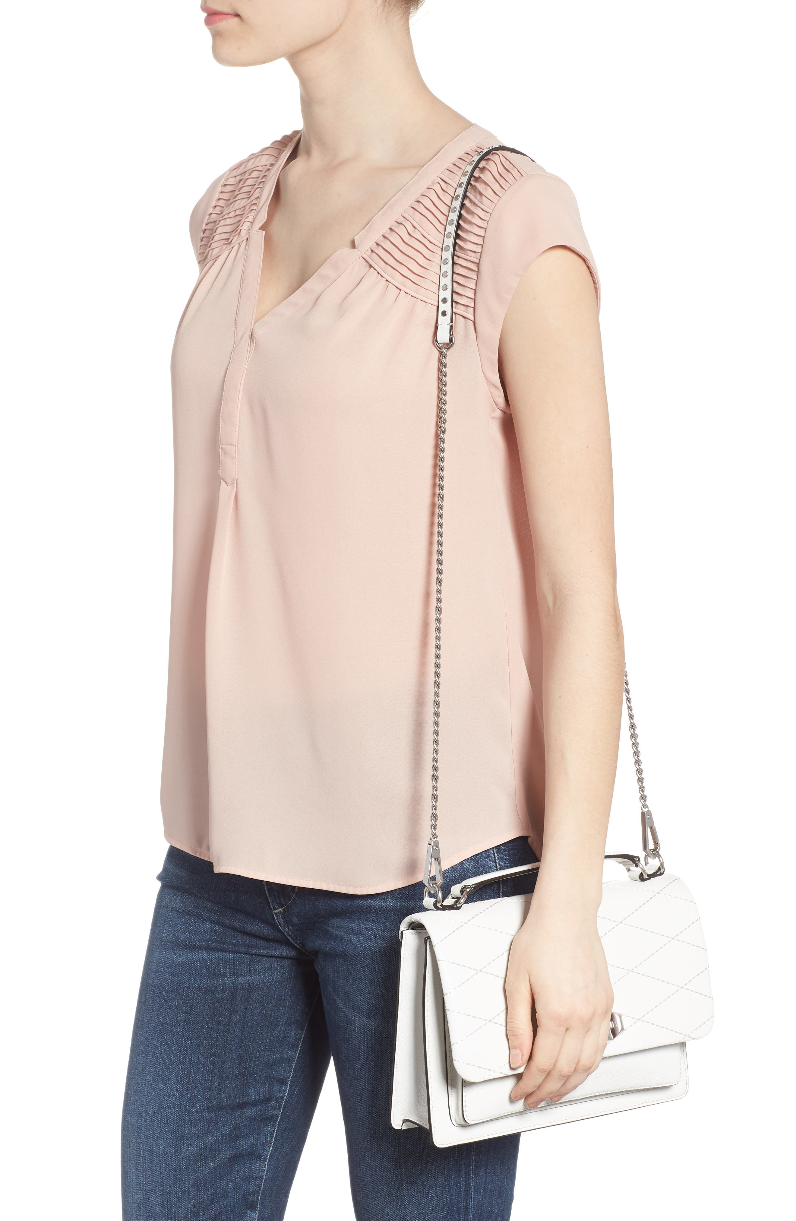 Alternate Image 2  - Rebecca Minkoff Medium Je T'aime Convertible Leather Crossbody Bag
