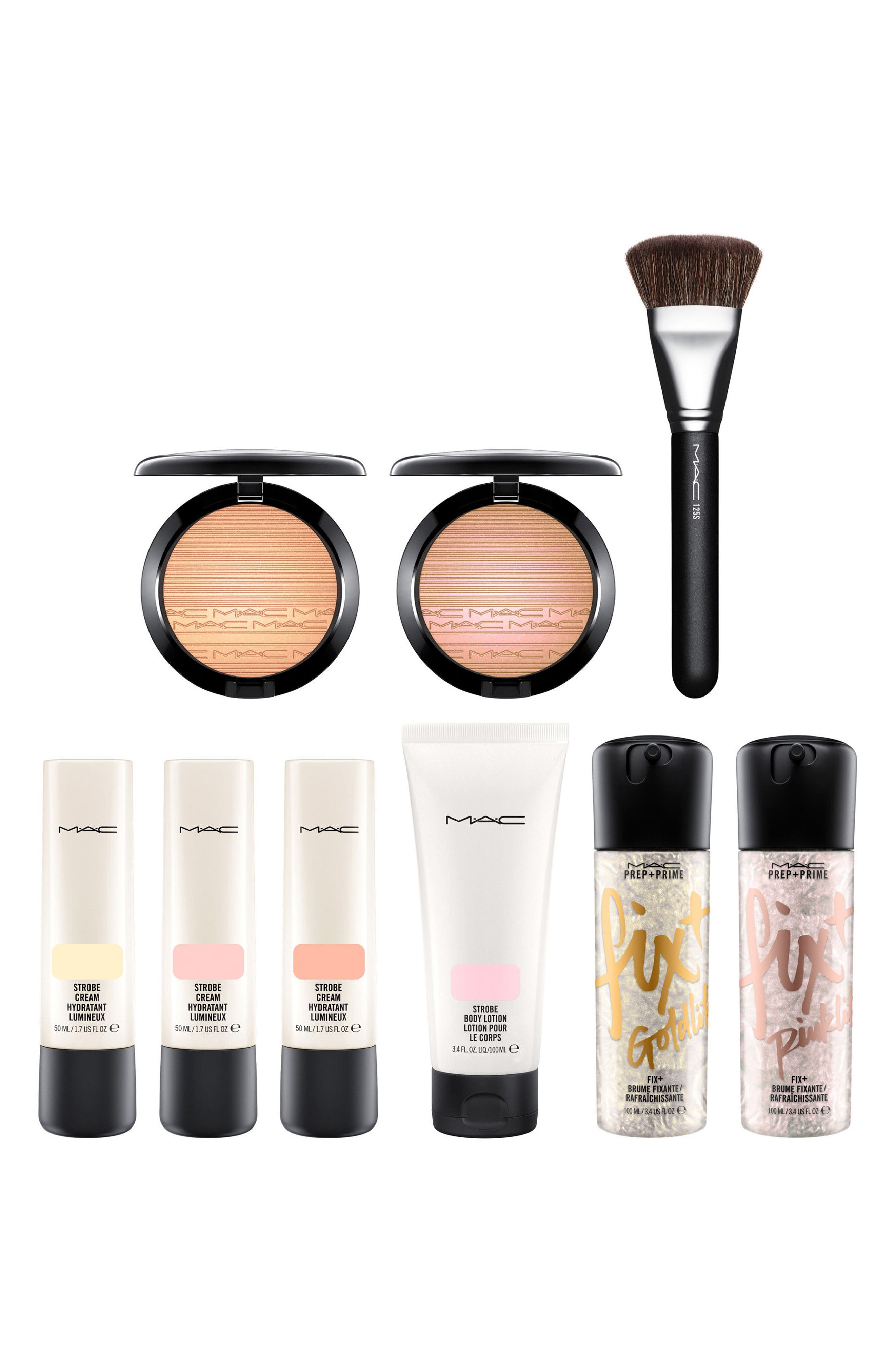 MAC Extra Dimension Skinfinish,                             Alternate thumbnail 5, color,