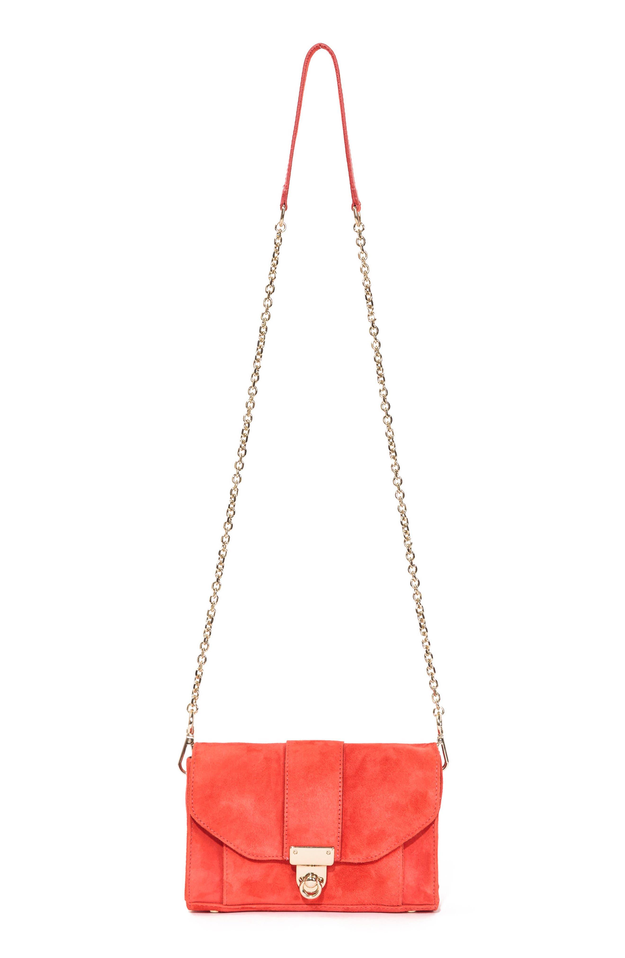 Sézane Mini Tiger Crossbody Bag