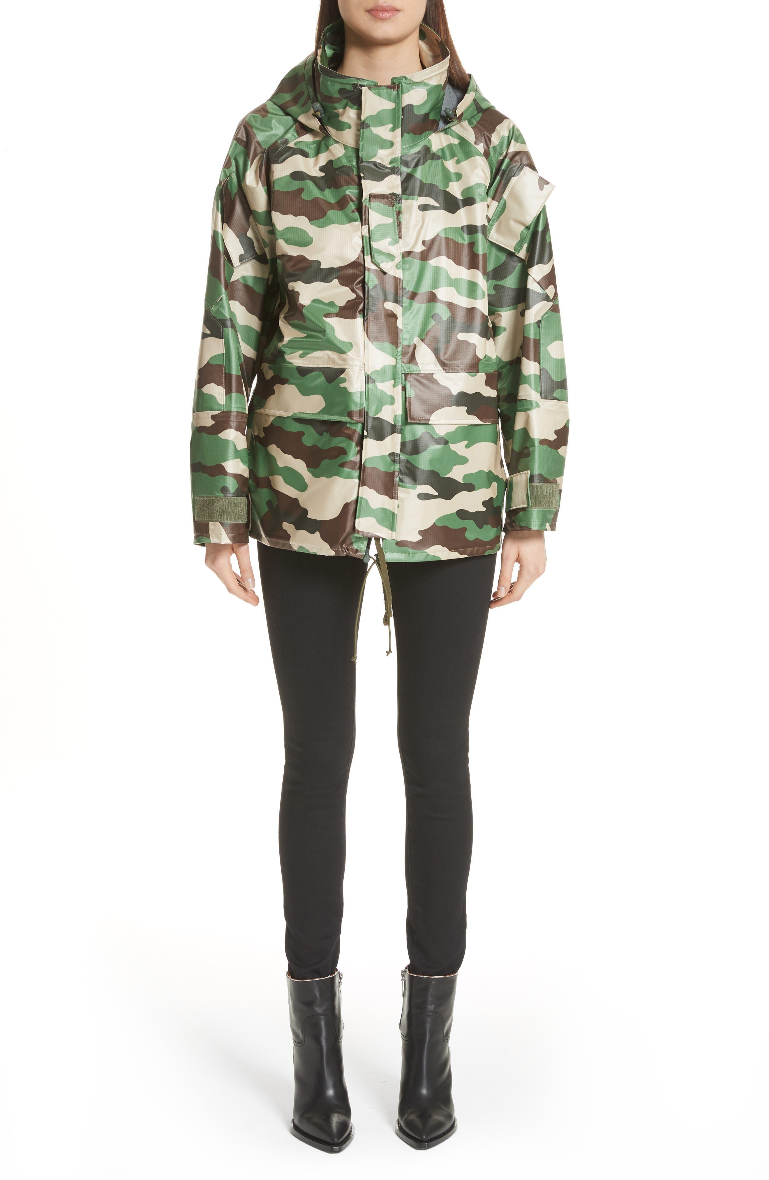 Alternate Image 7  - Junya Watanabe Camo Nylon Jacket