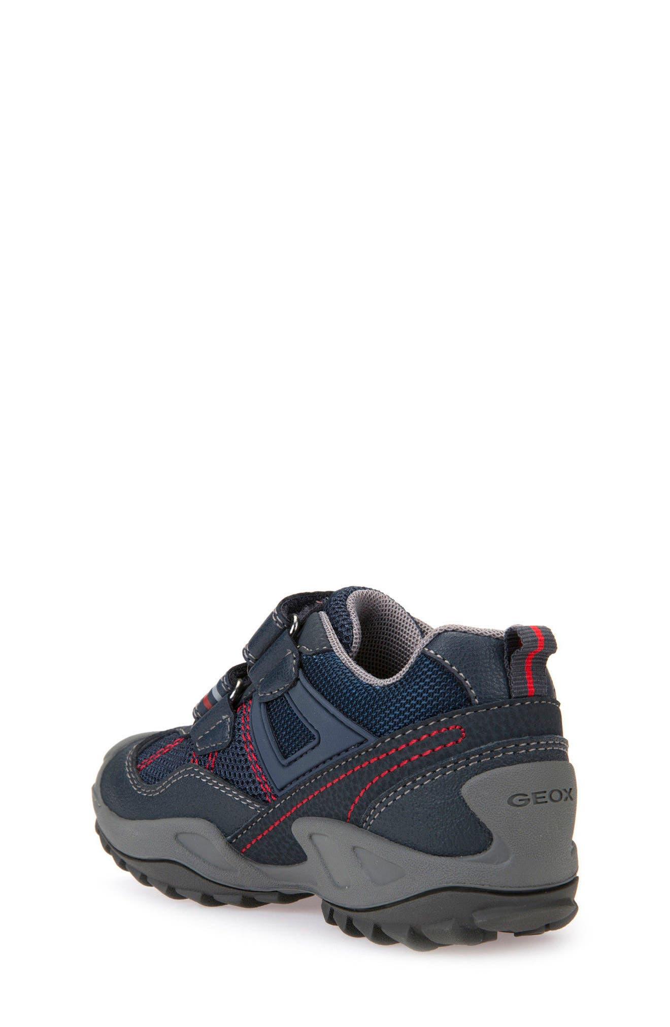 'New Savage' Sneaker,                             Alternate thumbnail 2, color,                             Navy