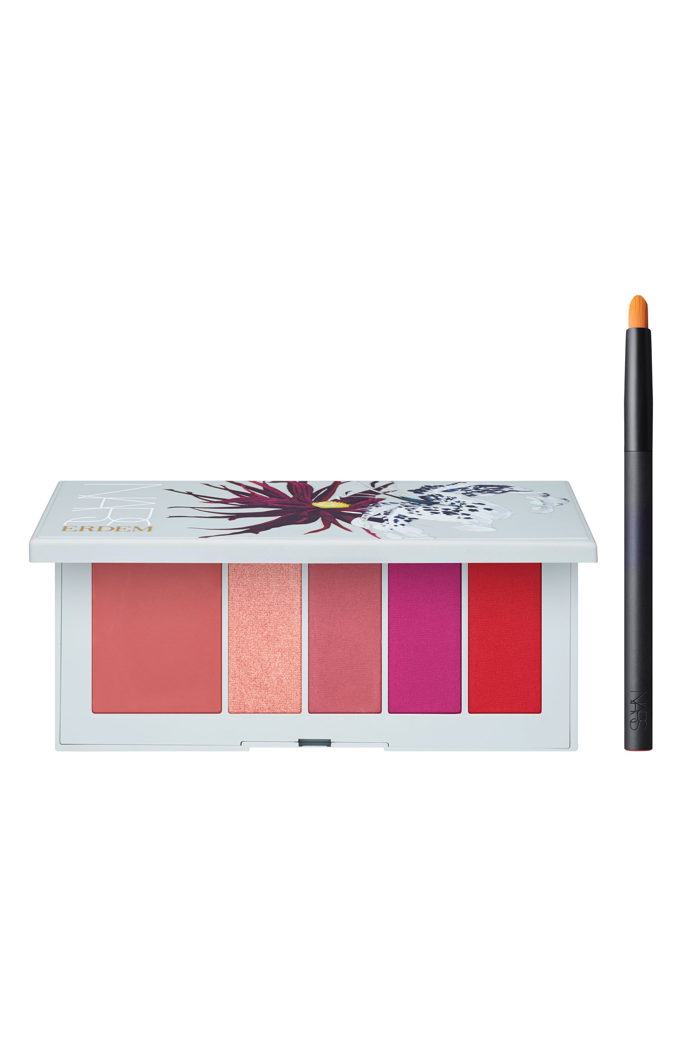 NARS x Erdem Strange Flowers Poision Lip Powder Palette (Limited Edition)