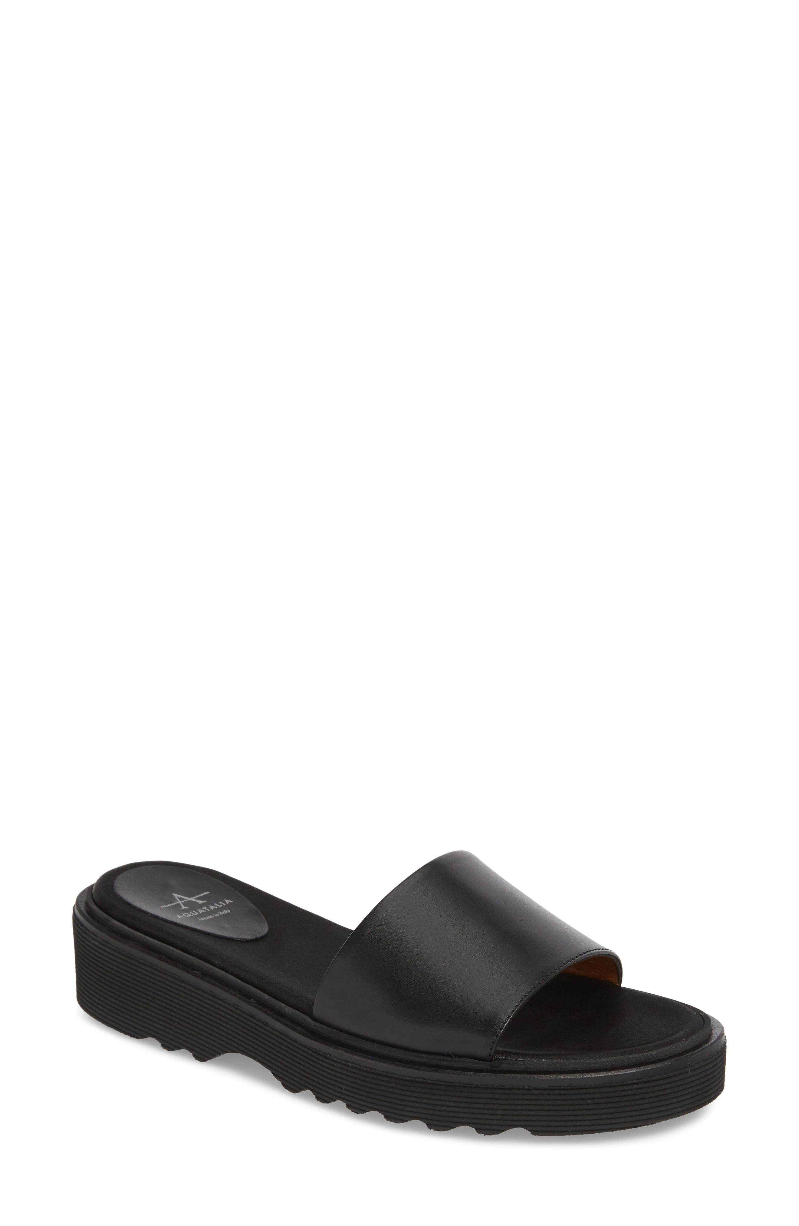 Aquatalia Willah Slide Sandal (Women)