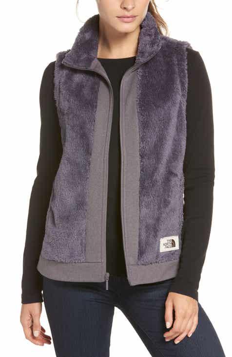 d0dfa67893d7 The North Face Faux Fur Vest