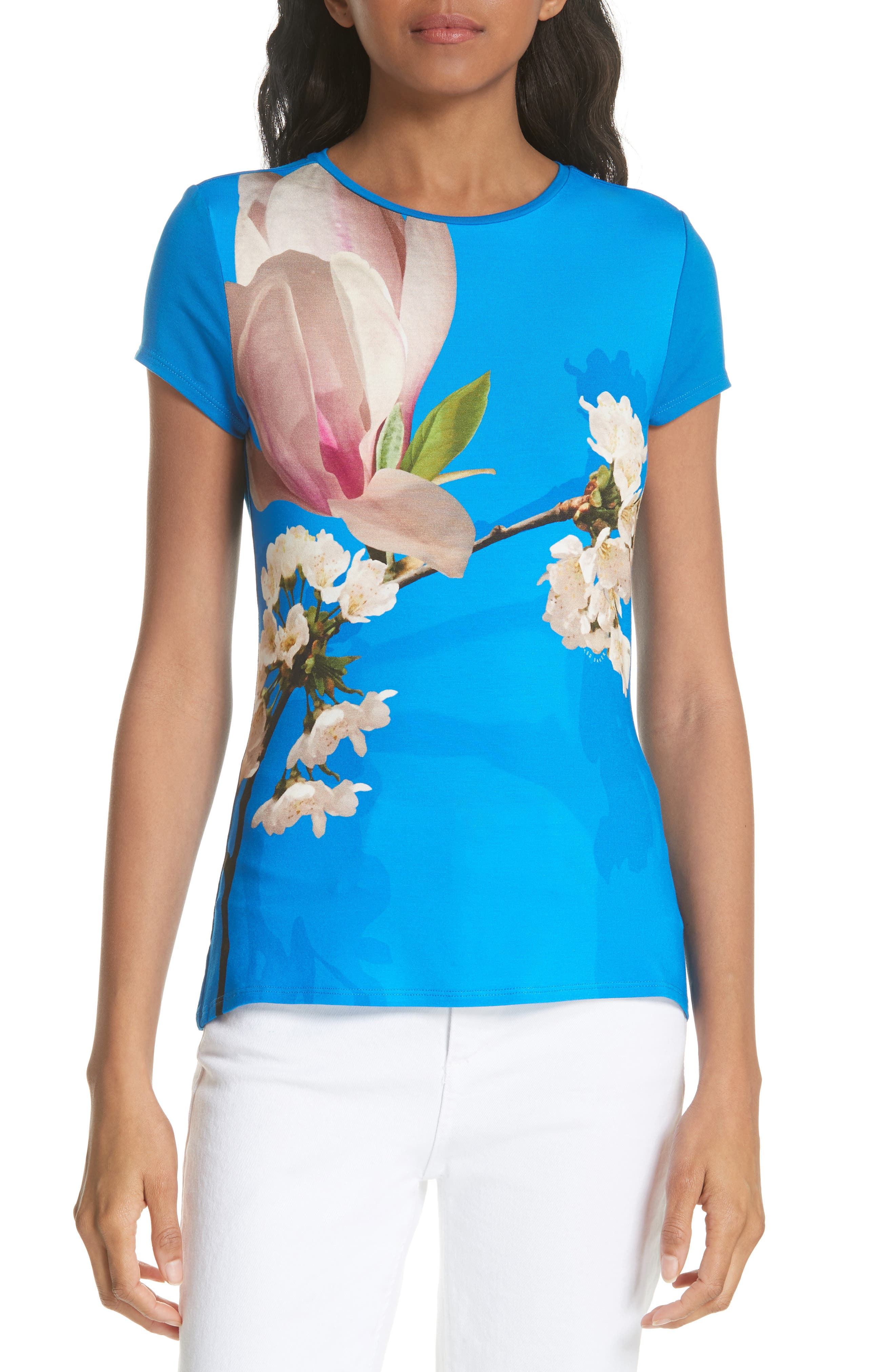 Ted Baker London Harmony Fitted Tee