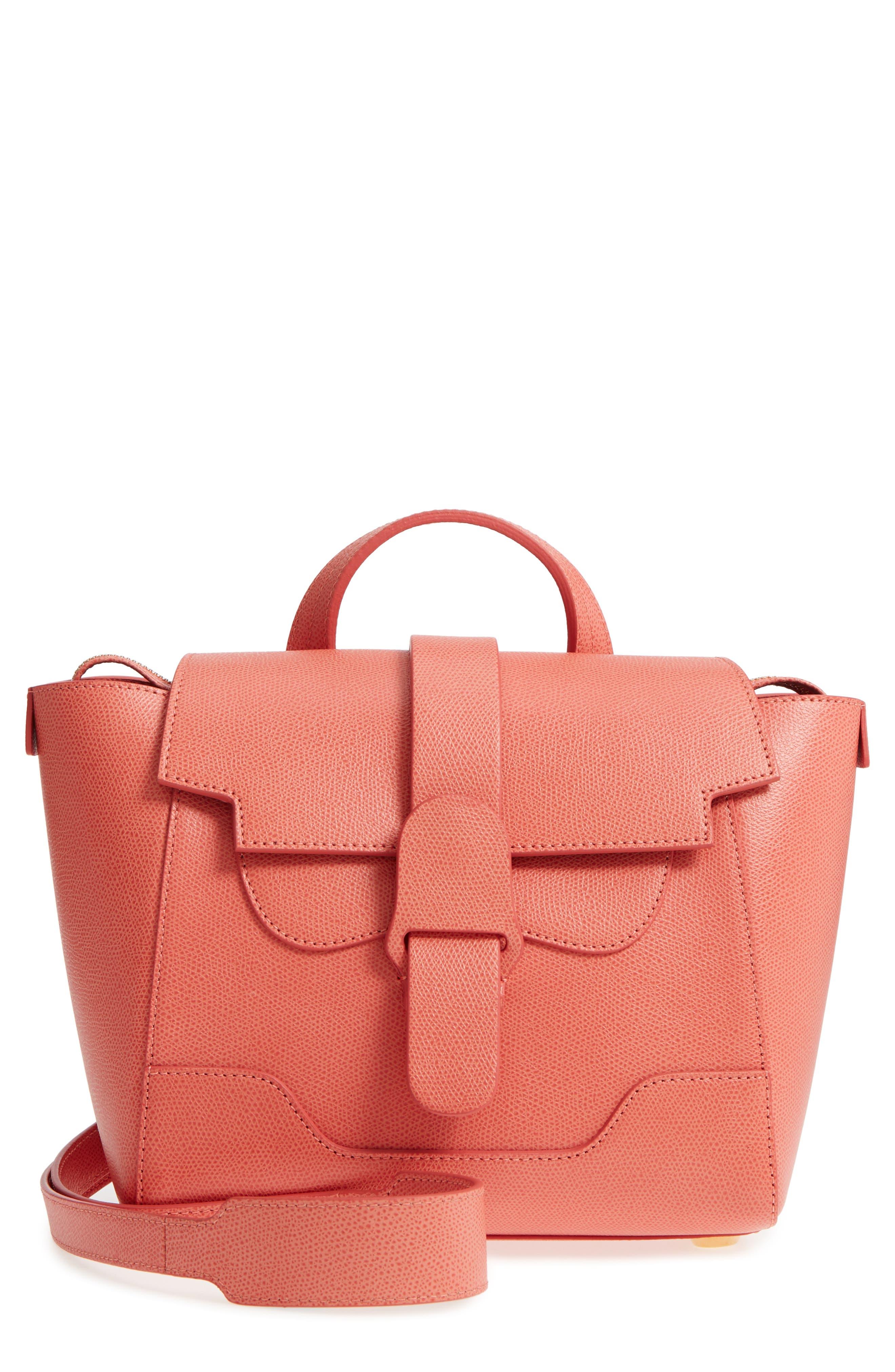 Mini Maestra Leather Satchel SENREVE $695 (Nordstrom)