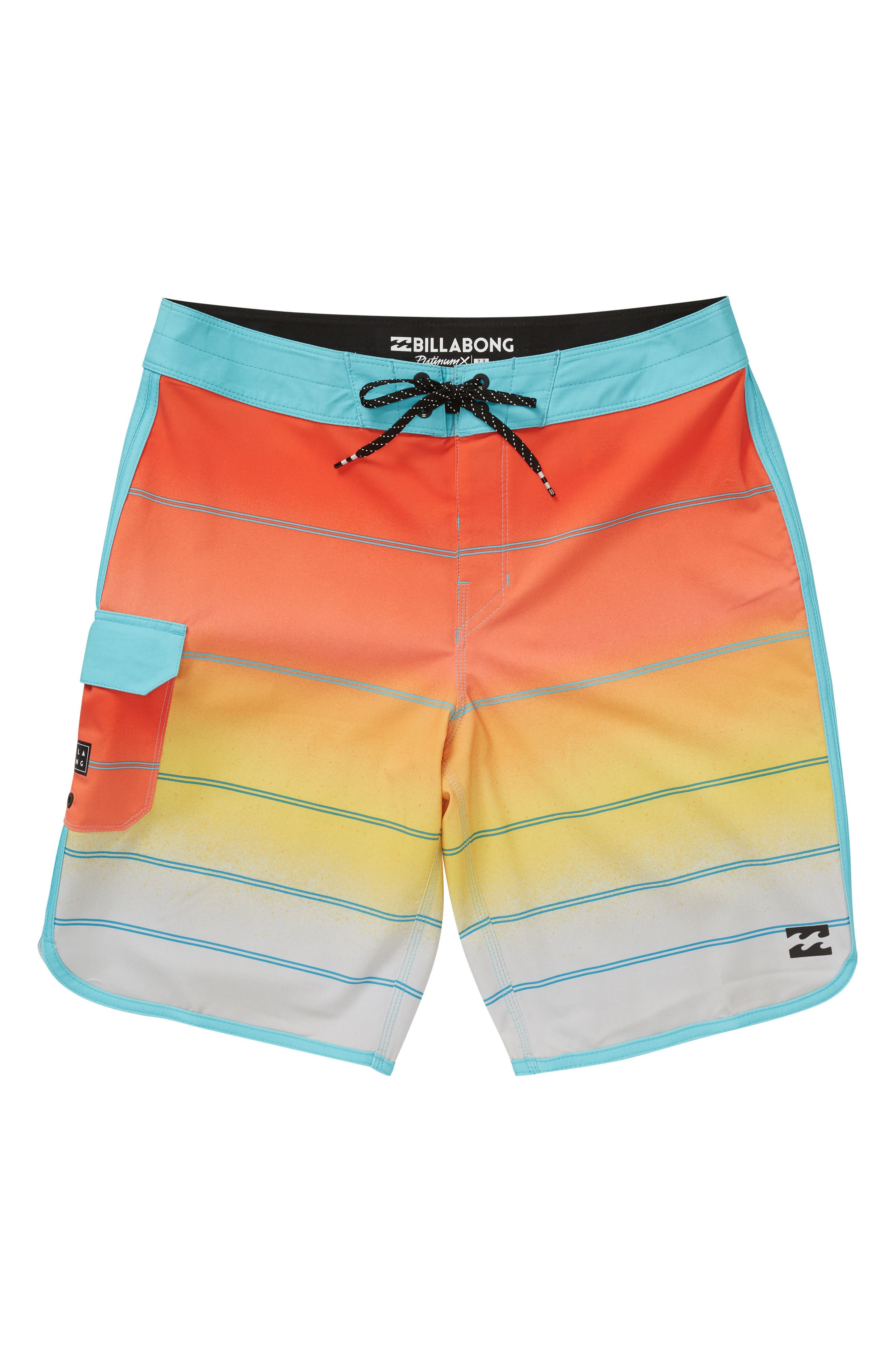 Billabong 73 X Stripe Board Shorts (Little Boys)