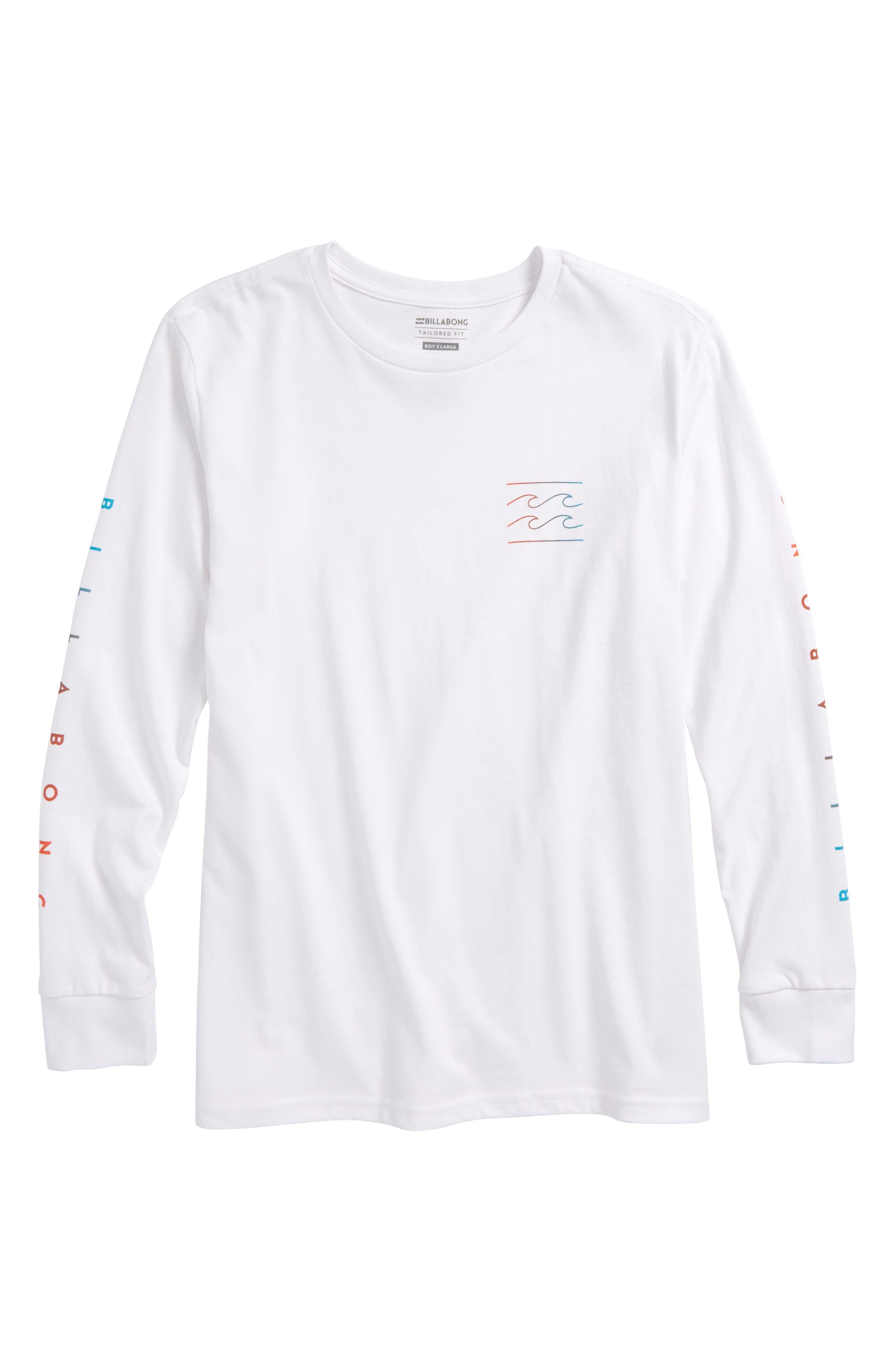 Unity T-Shirt,                         Main,                         color, White