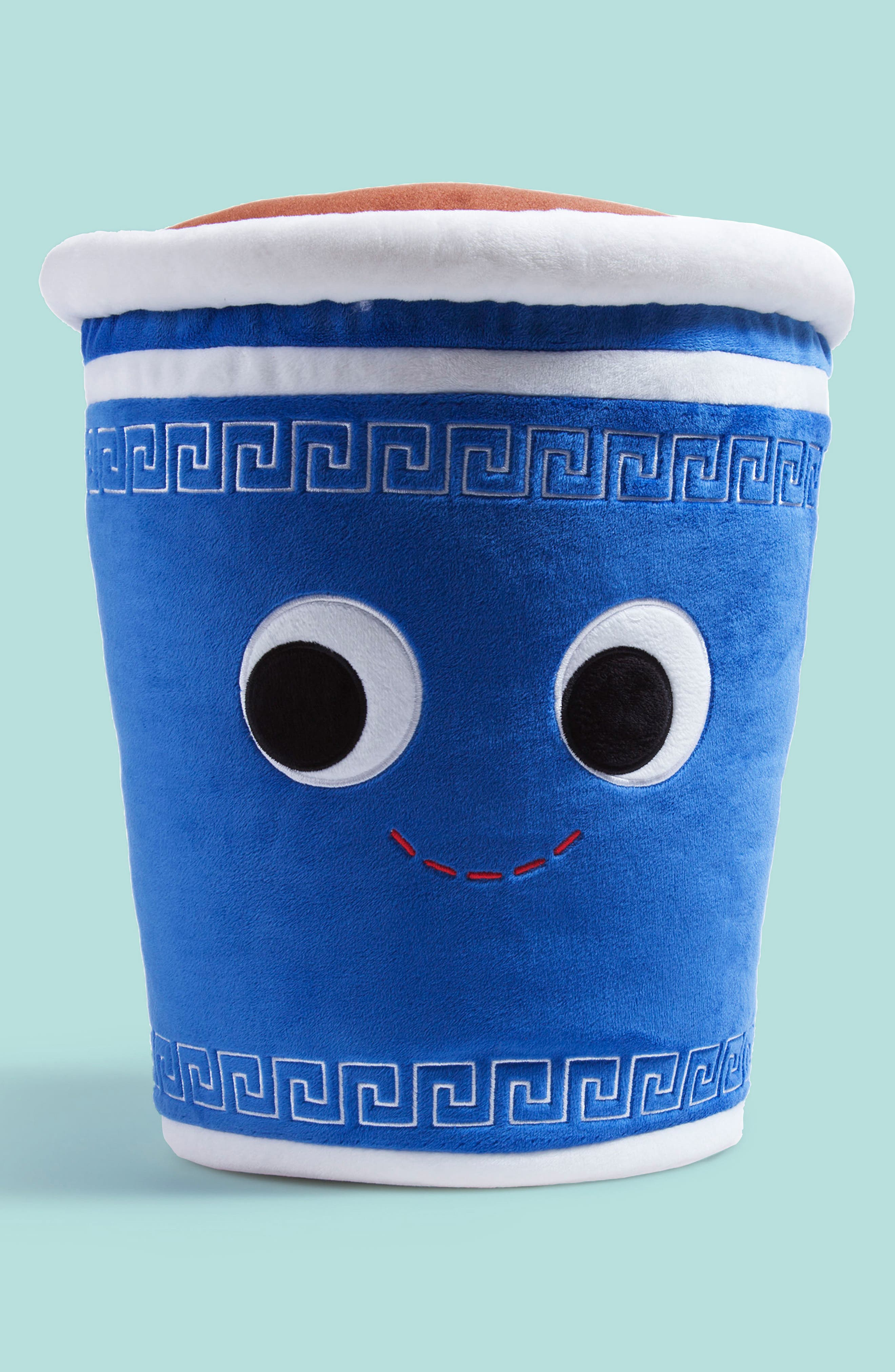 Yummy World Large George Greek Coffee Plush Toy,                             Main thumbnail 1, color,                             No Color