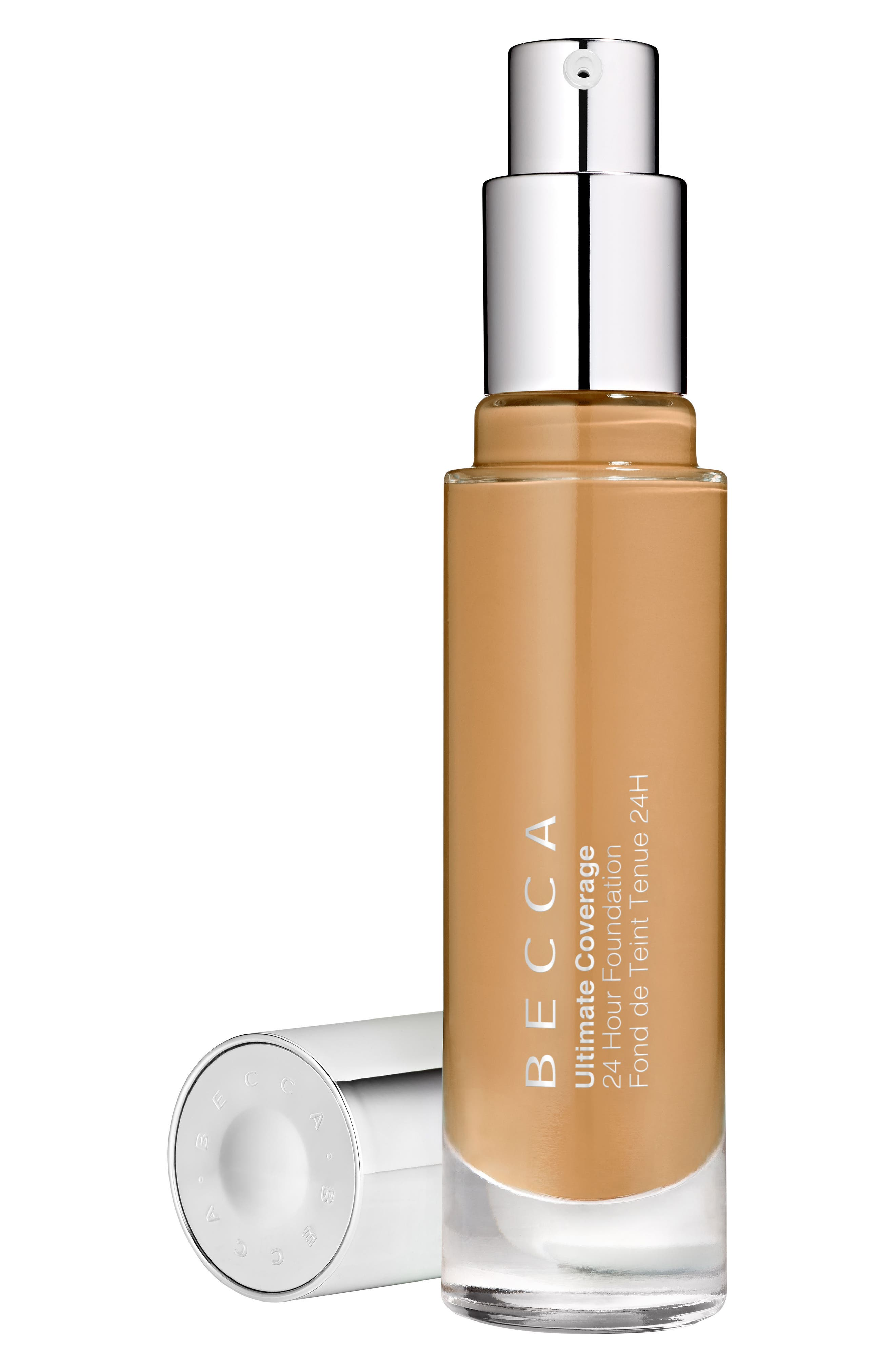 BECCA Ultimate Coverage 24-Hour Foundation,                         Main,                         color, Driftwood