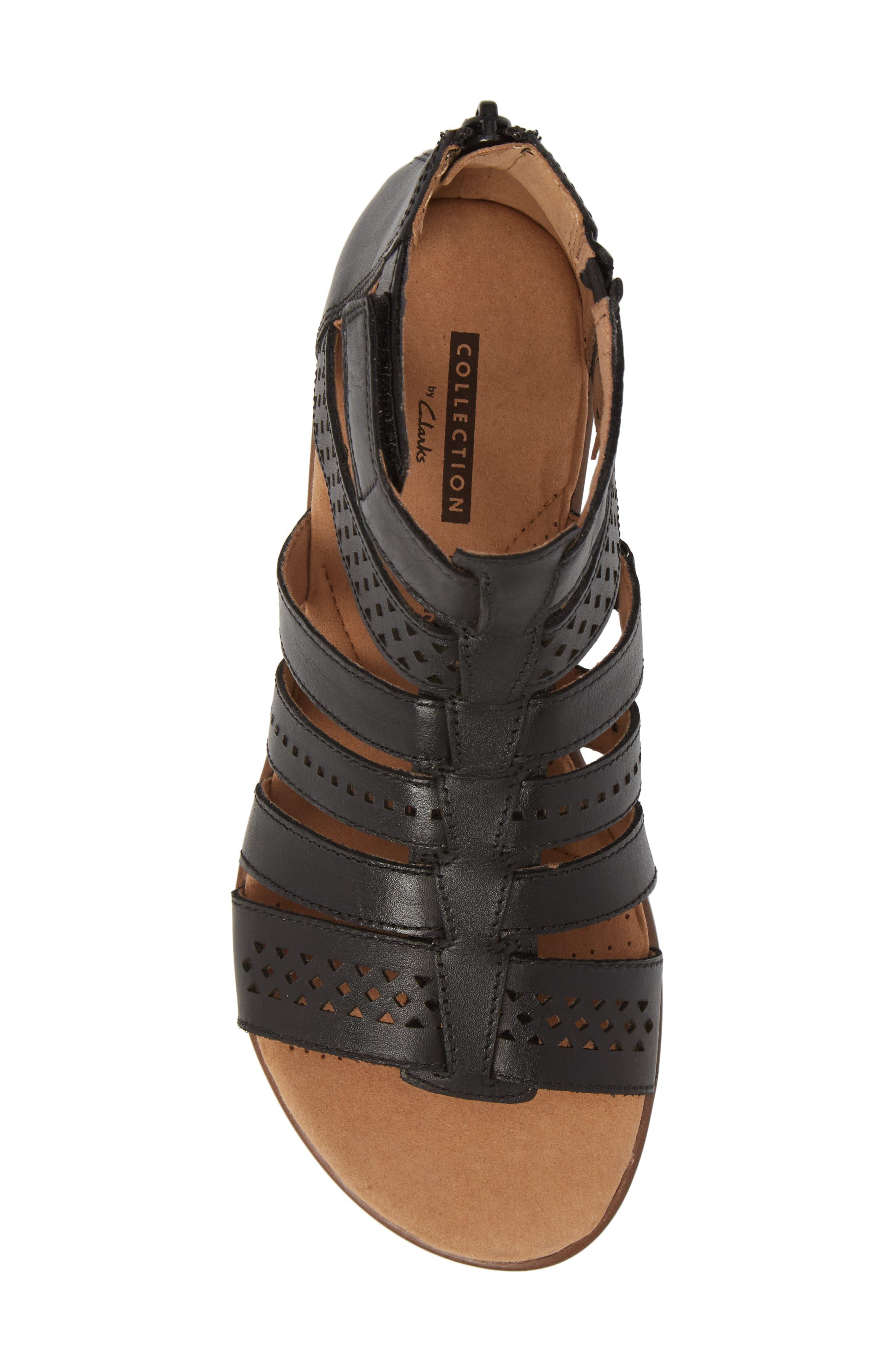 Alternate Image 5  - Clarks® Kele Lotus Sandal (Women)