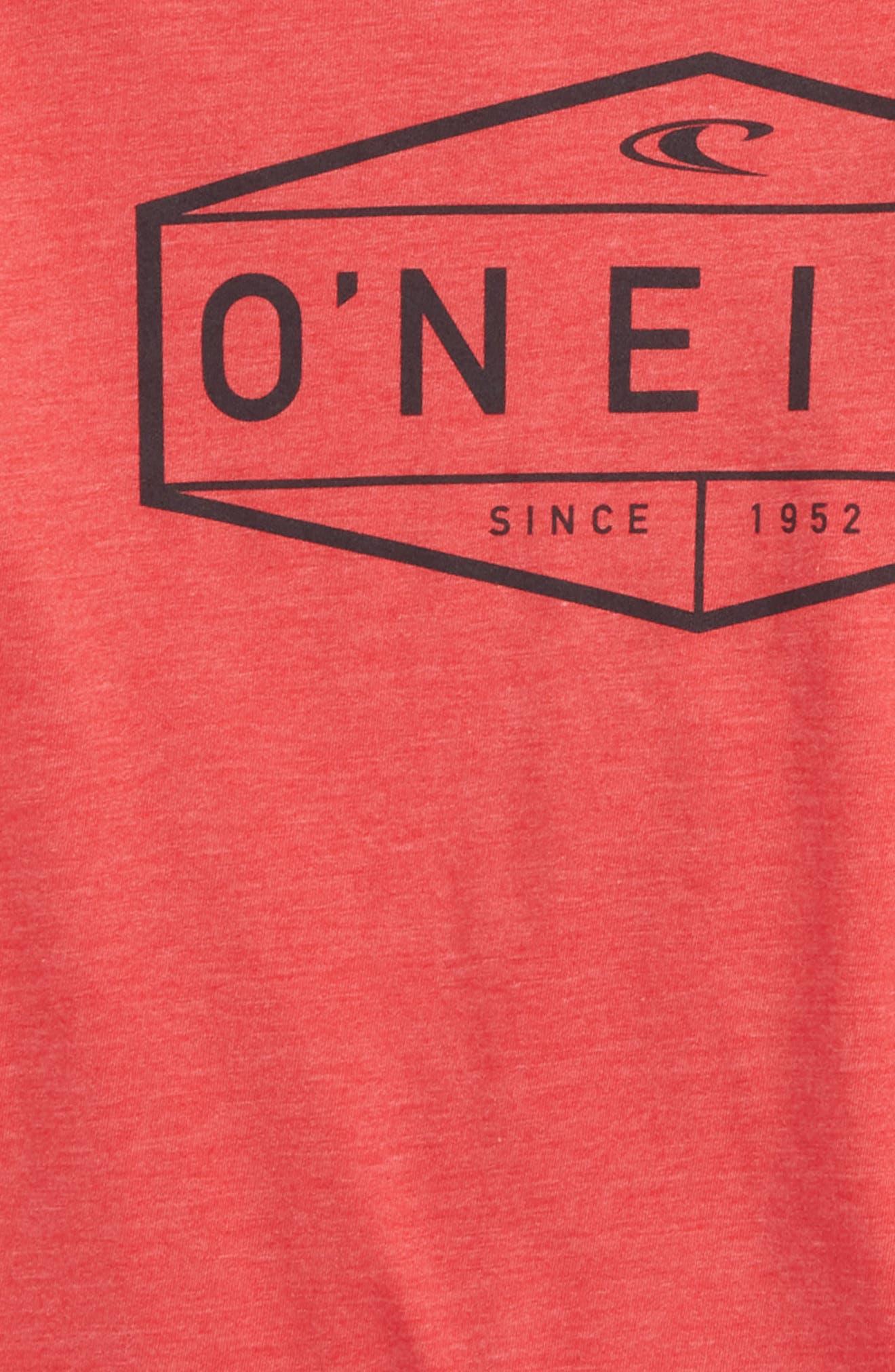Alternate Image 2  - O'Neill Boxer T-Shirt (Big Boys)