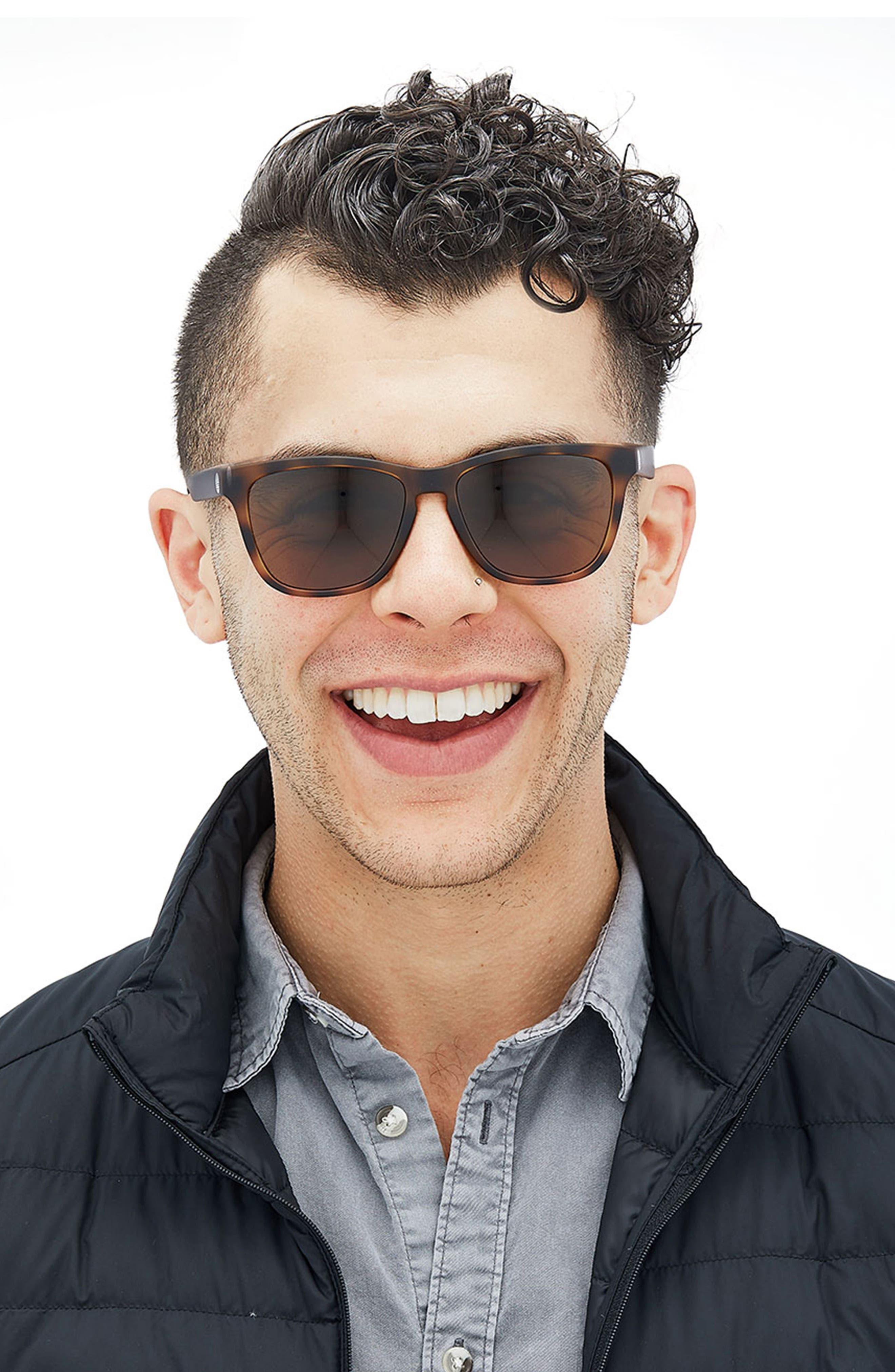 Alternate Image 2  - Sunski Madrona 53mm Polarized Sunglasses